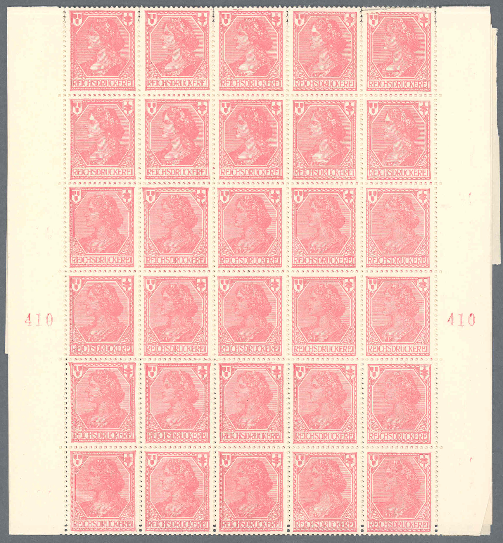 Lot 36592 - Deutsches Reich - Germania  -  Auktionshaus Christoph Gärtner GmbH & Co. KG Sale #44 Collections Germany