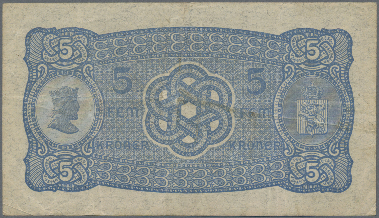 Lot 00569 - Norway / Norwegen | Banknoten  -  Auktionshaus Christoph Gärtner GmbH & Co. KG Sale #48 The Banknotes
