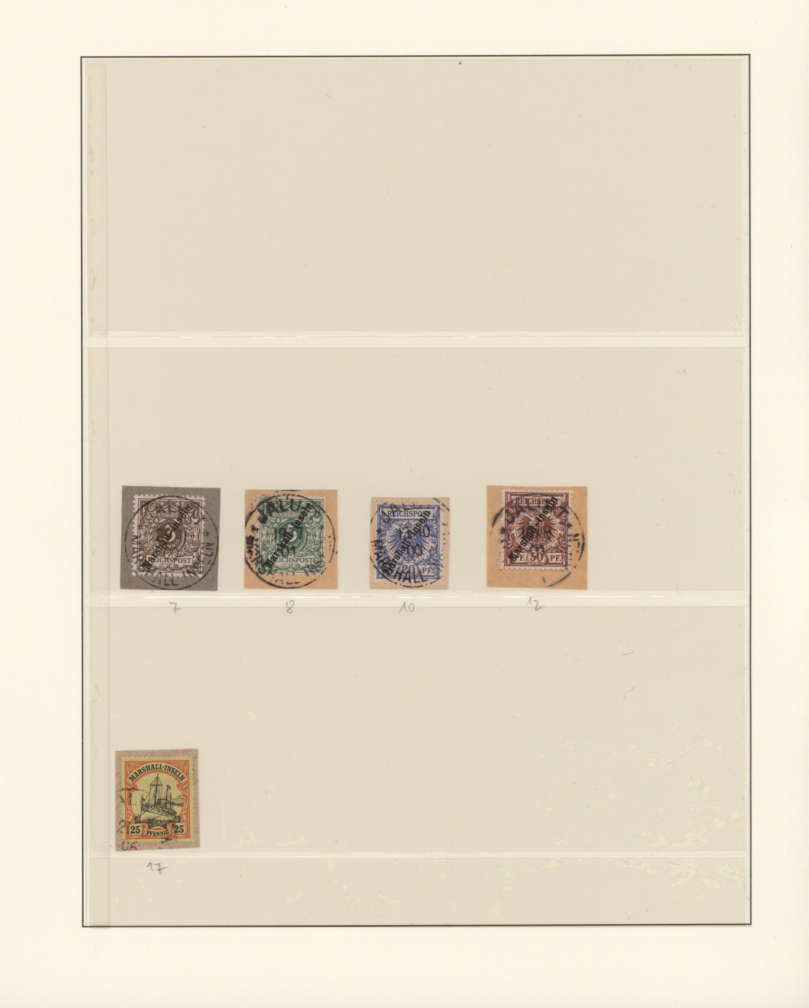 Lot 14604 - Deutsche Auslandspostämter + Kolonien  -  Auktionshaus Christoph Gärtner GmbH & Co. KG 51th Auction - Day 5