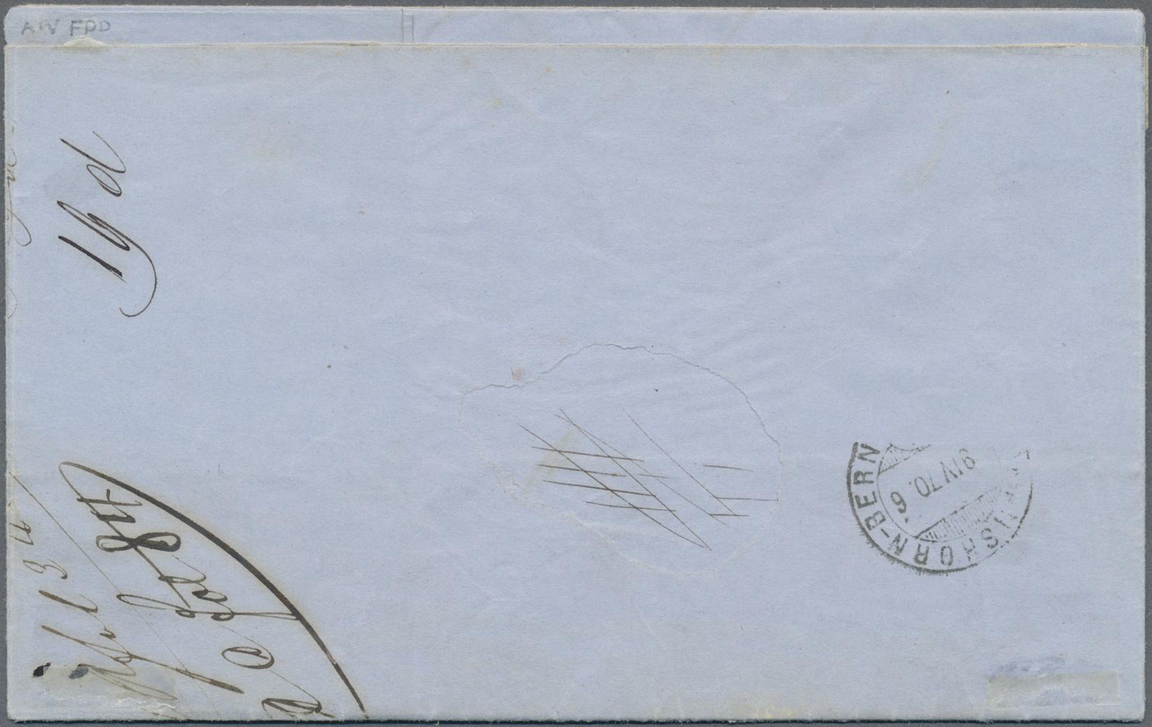 Lot 16017 - Baden - Marken und Briefe  -  Auktionshaus Christoph Gärtner GmbH & Co. KG Sale #45- GERMANY