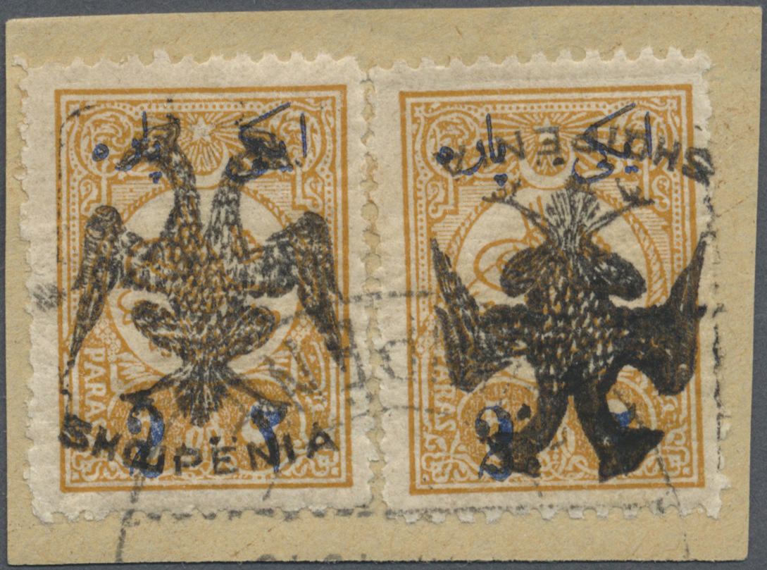 Lot 1104 - albanien  -  Auktionshaus Christoph Gärtner GmbH & Co. KG Auction #41 Special auction part two