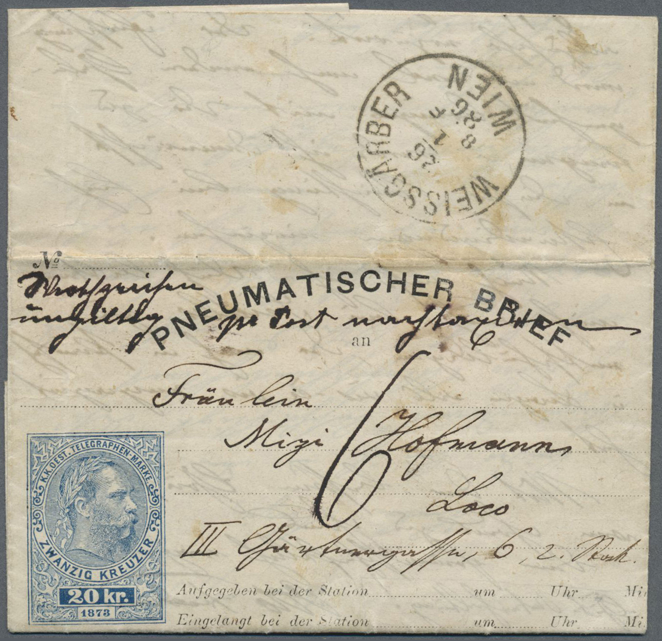 Lot 18232 - österreich - ganzsachen  -  Auktionshaus Christoph Gärtner GmbH & Co. KG Single lots Philately Overseas & Europe. Auction #39 Day 4