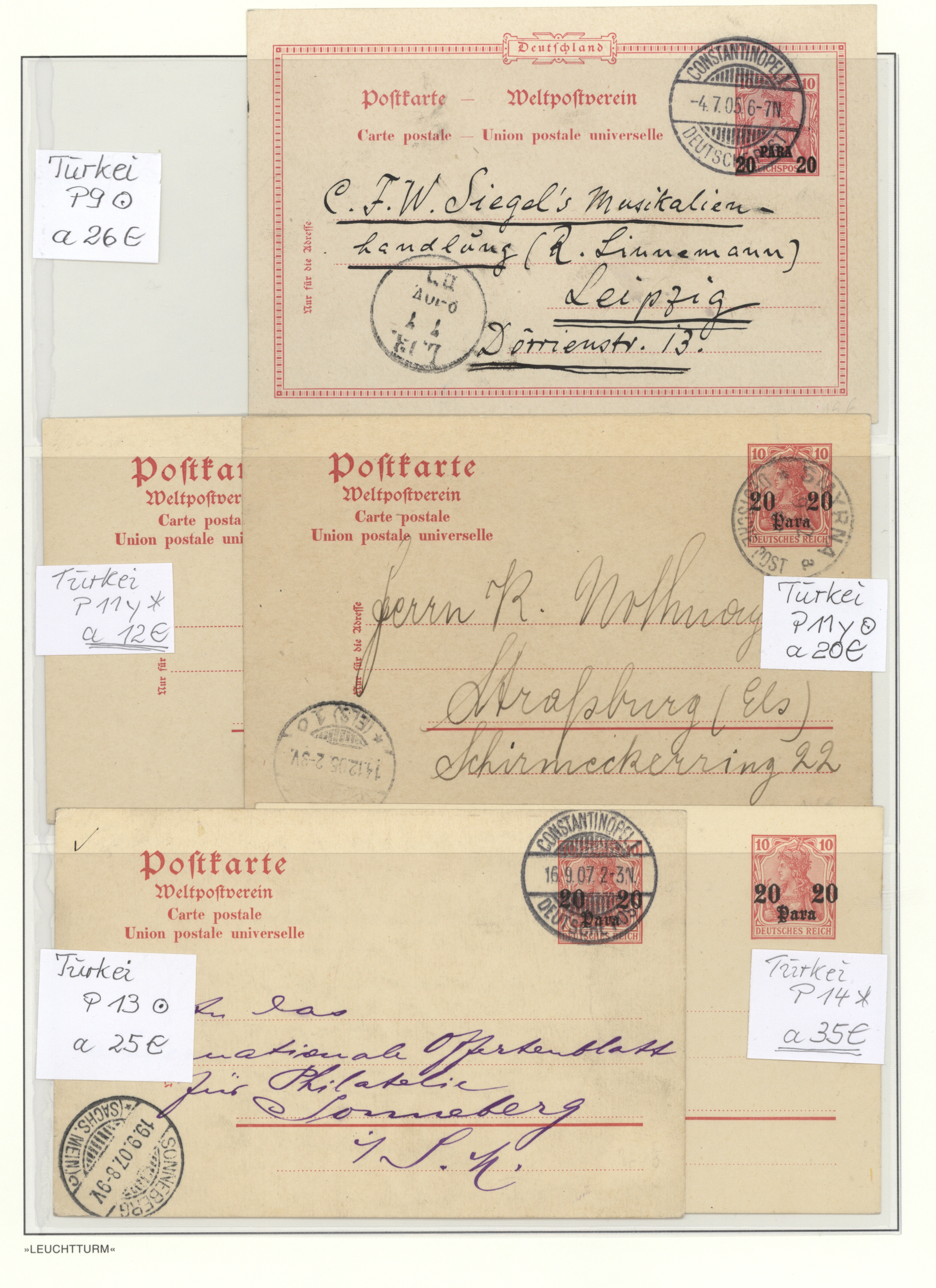 Lot 37236 - deutsche kolonien  -  Auktionshaus Christoph Gärtner GmbH & Co. KG Collections Germany,  Collections Supplement, Surprise boxes #39 Day 7