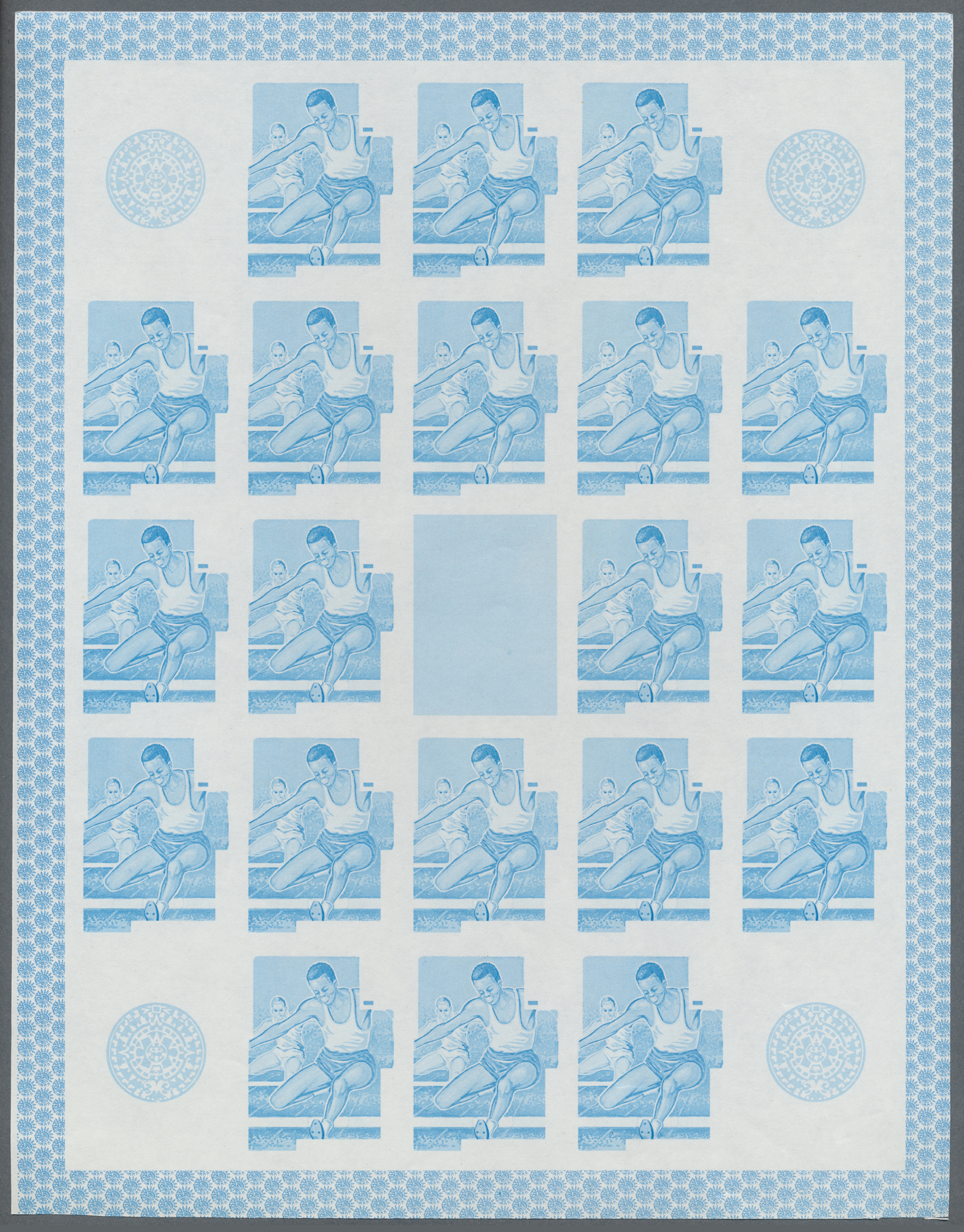 Lot 20885 - thematik: olympische spiele / olympic games  -  Auktionshaus Christoph Gärtner GmbH & Co. KG Sale #47 Collections: Overseas, Thematics, Europe