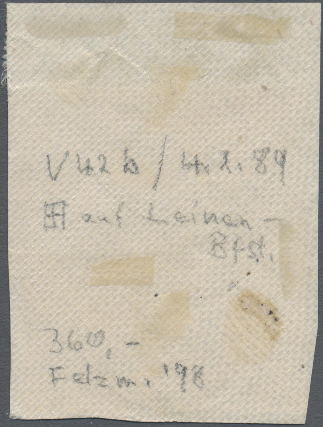 Lot 22857 - Deutsche Kolonien - Samoa - Vorläufer  -  Auktionshaus Christoph Gärtner GmbH & Co. KG Sale #44 Germany, Picture Post cards