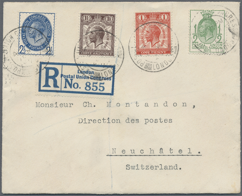 Lot 08867 - großbritannien  -  Auktionshaus Christoph Gärtner GmbH & Co. KG 50th Auction Anniversary Auction - Day 3