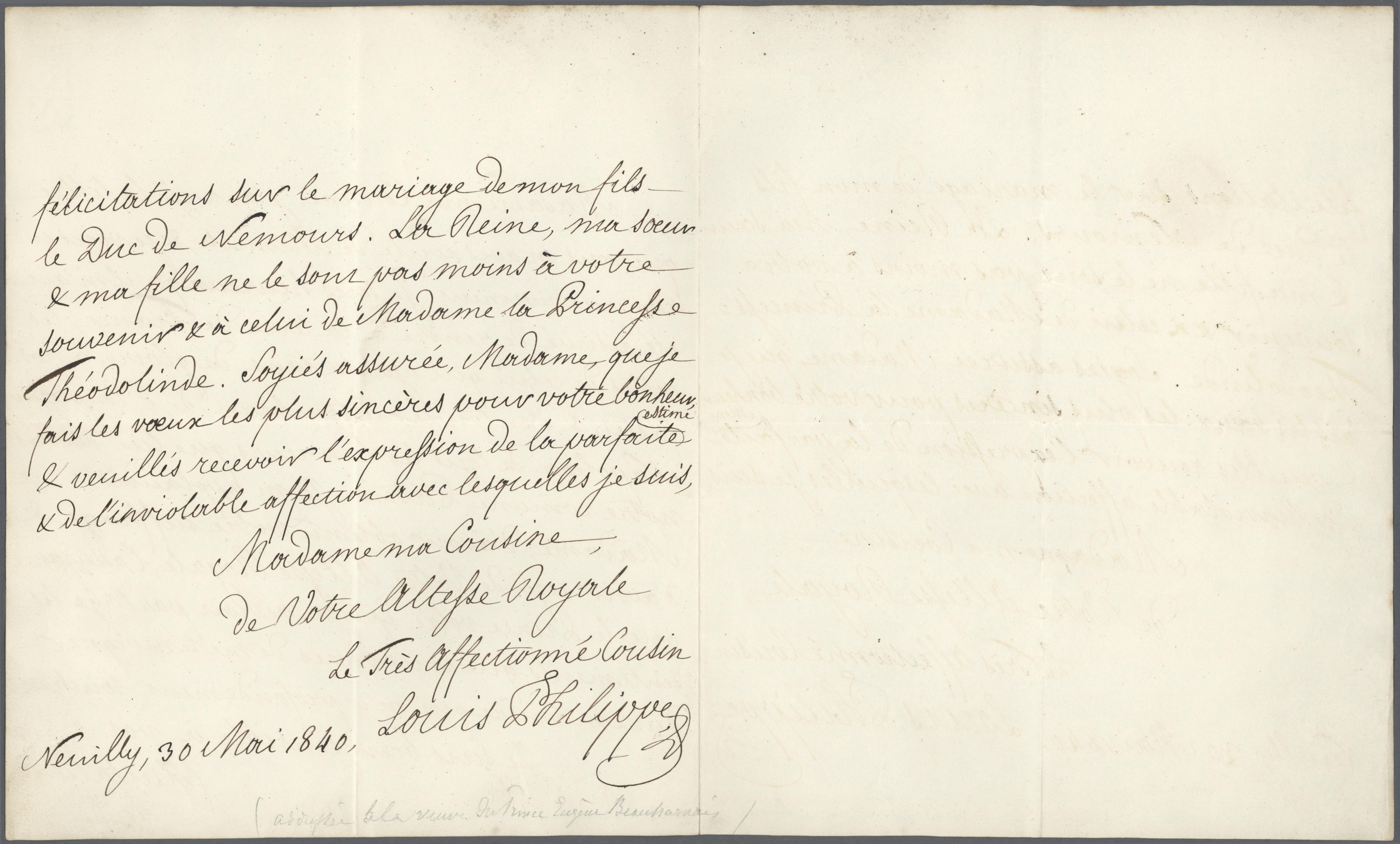 Lot 1435 - Frankreich - Vorphilatelie  -  Auktionshaus Christoph Gärtner GmbH & Co. KG Auction #41 Special auction part two