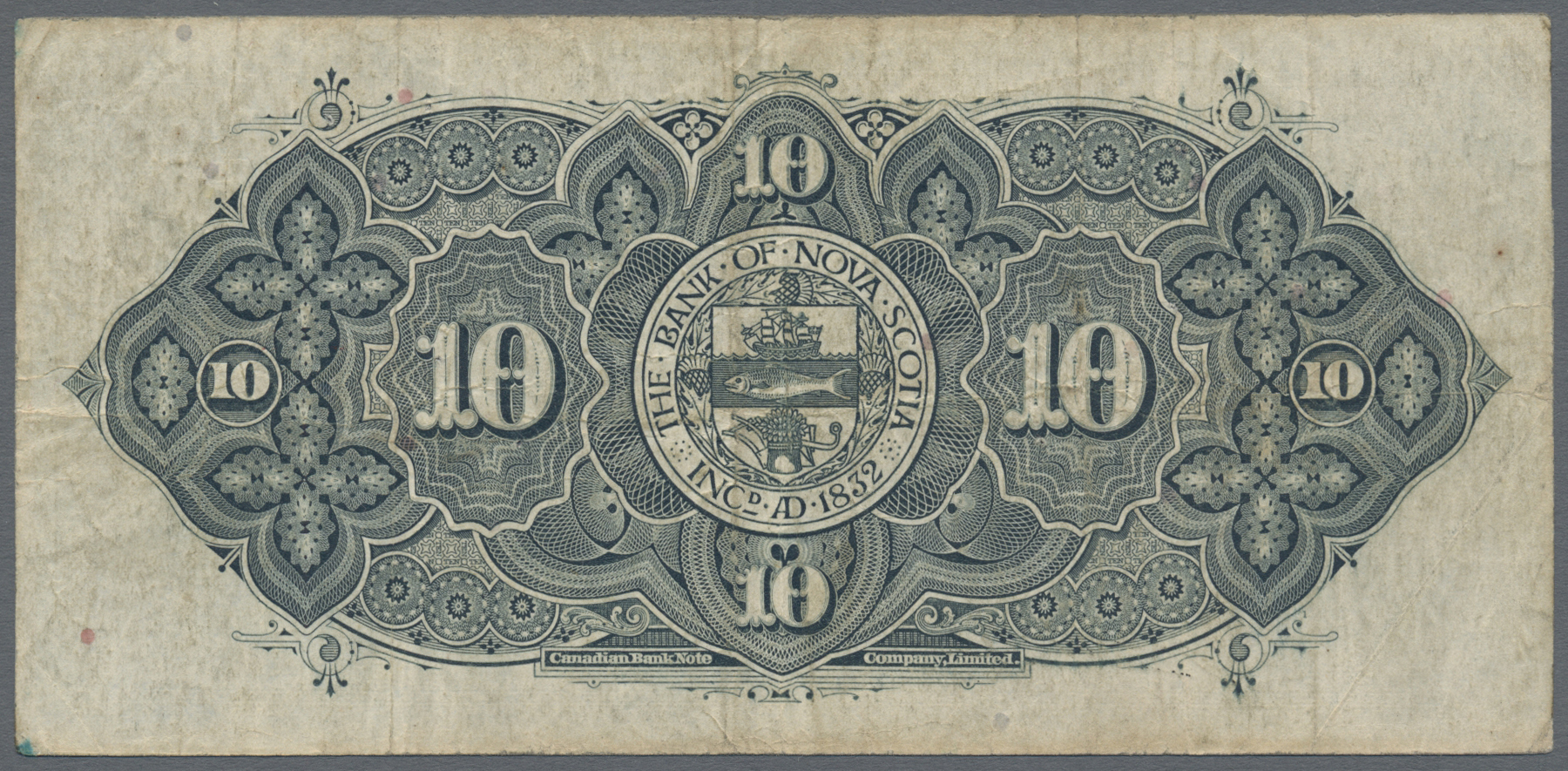 Lot 00102 - Canada | Banknoten  -  Auktionshaus Christoph Gärtner GmbH & Co. KG Sale #48 The Banknotes