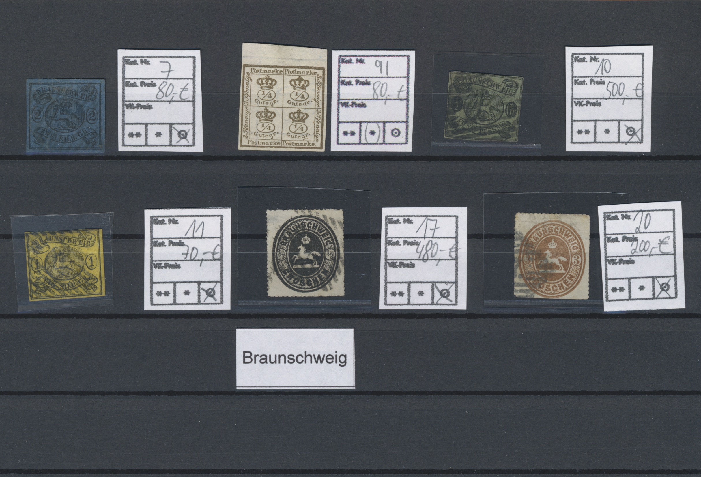 Lot 13001 - nachlässe  -  Auktionshaus Christoph Gärtner GmbH & Co. KG 51th Auction - Day 5