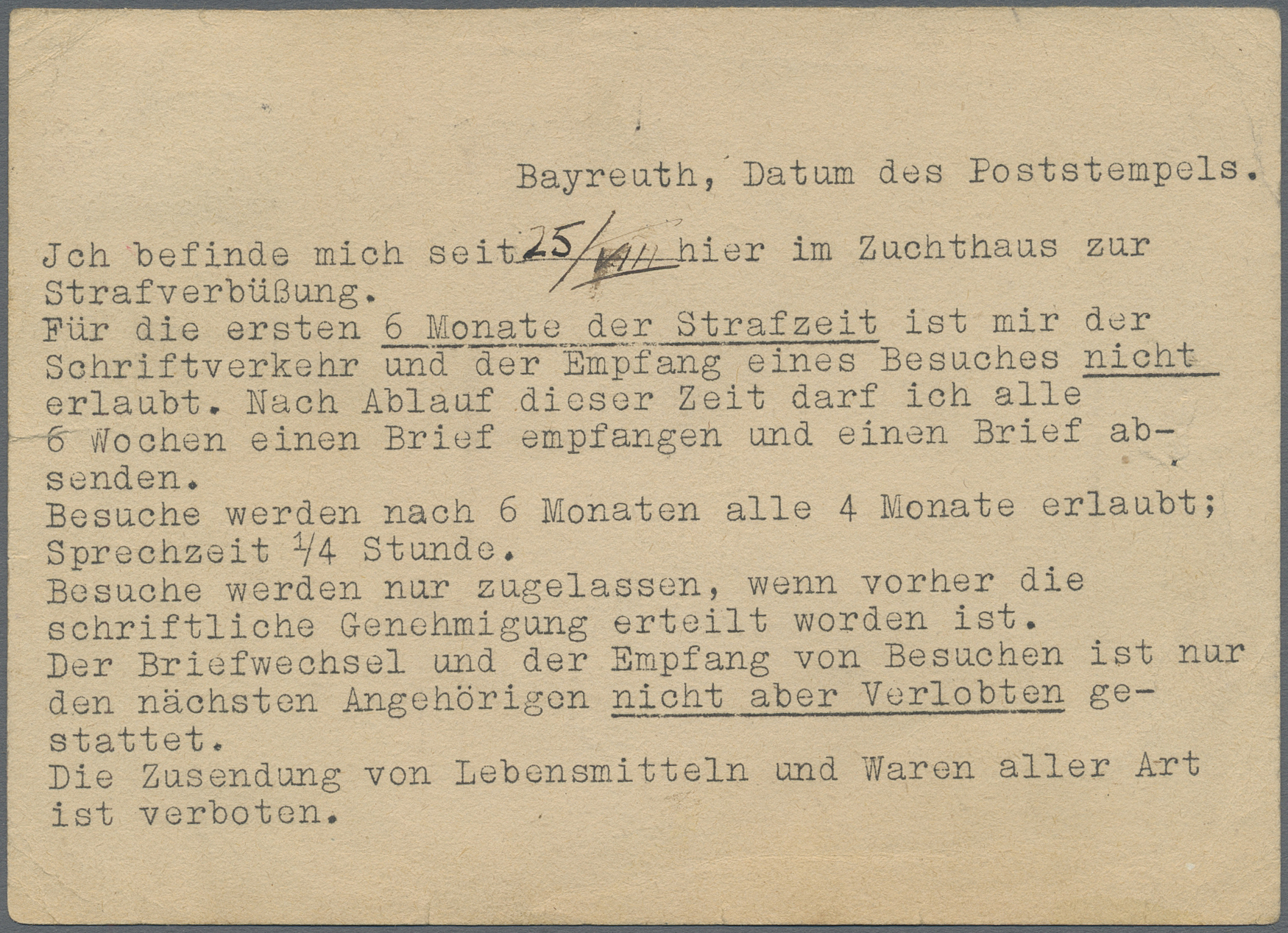 Lot 23983 - kz-post  -  Auktionshaus Christoph Gärtner GmbH & Co. KG Sale #44 Germany, Picture Post cards