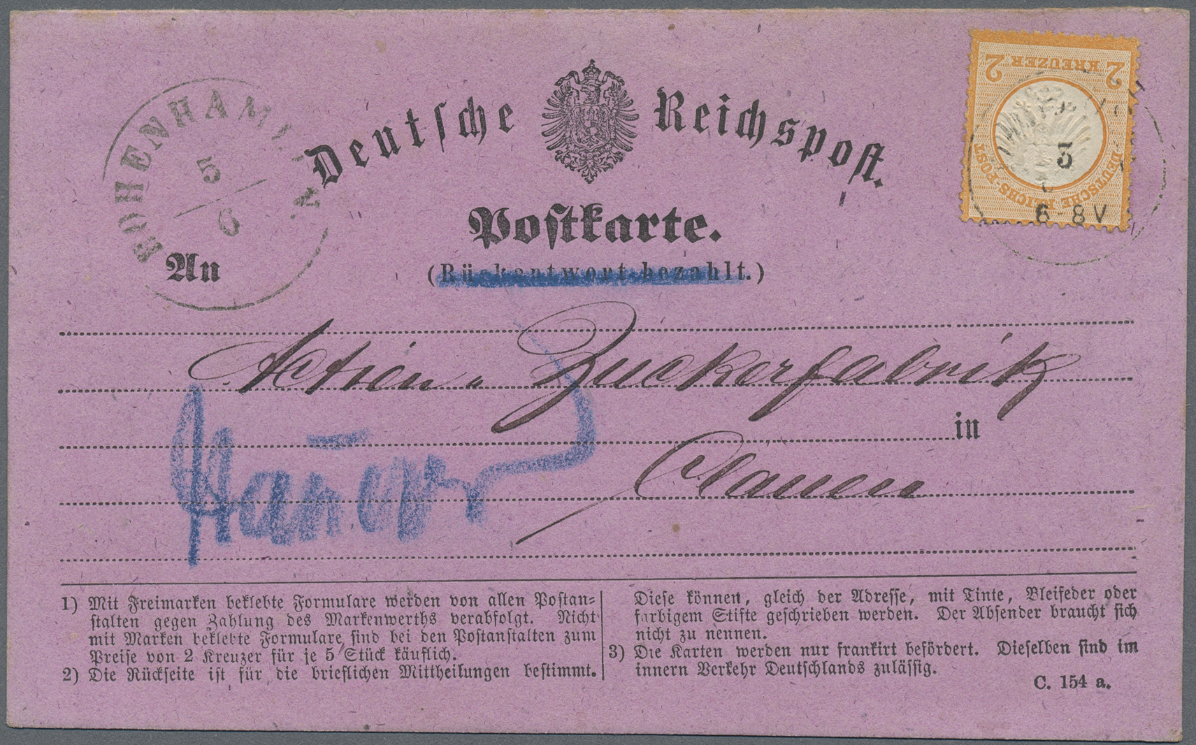 Lot 36410 - Deutsches Reich  -  Auktionshaus Christoph Gärtner GmbH & Co. KG Sale #44 Collections Germany