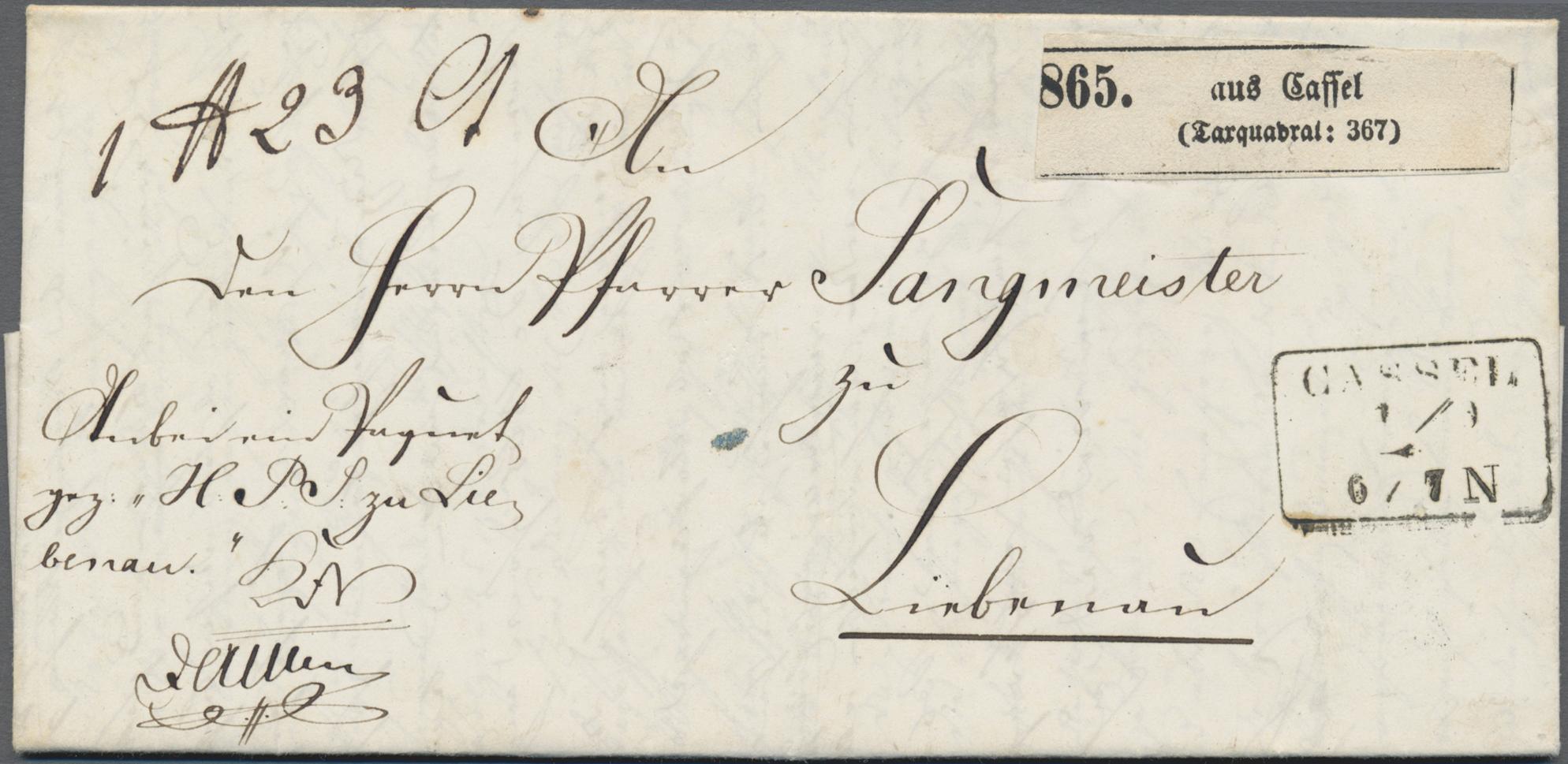 Lot 36127 - altdeutschland und deutsches reich  -  Auktionshaus Christoph Gärtner GmbH & Co. KG Sale #44 Collections Germany