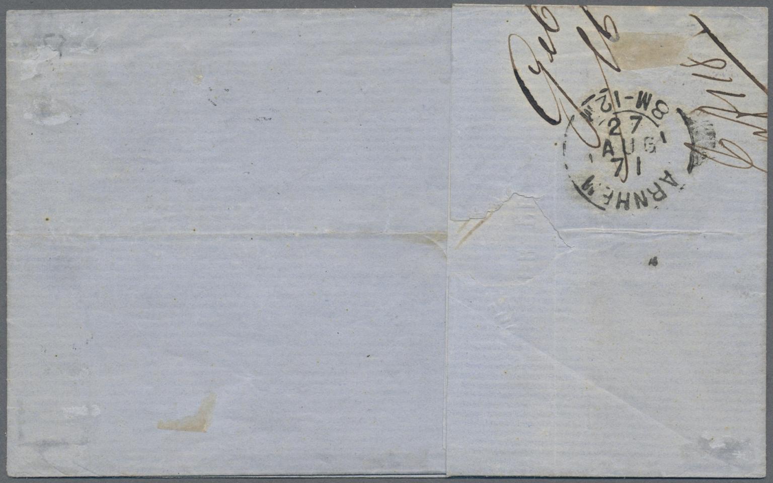 Lot 05014 - Baden - Marken und Briefe  -  Auktionshaus Christoph Gärtner GmbH & Co. KG 51th Auction - Day 3