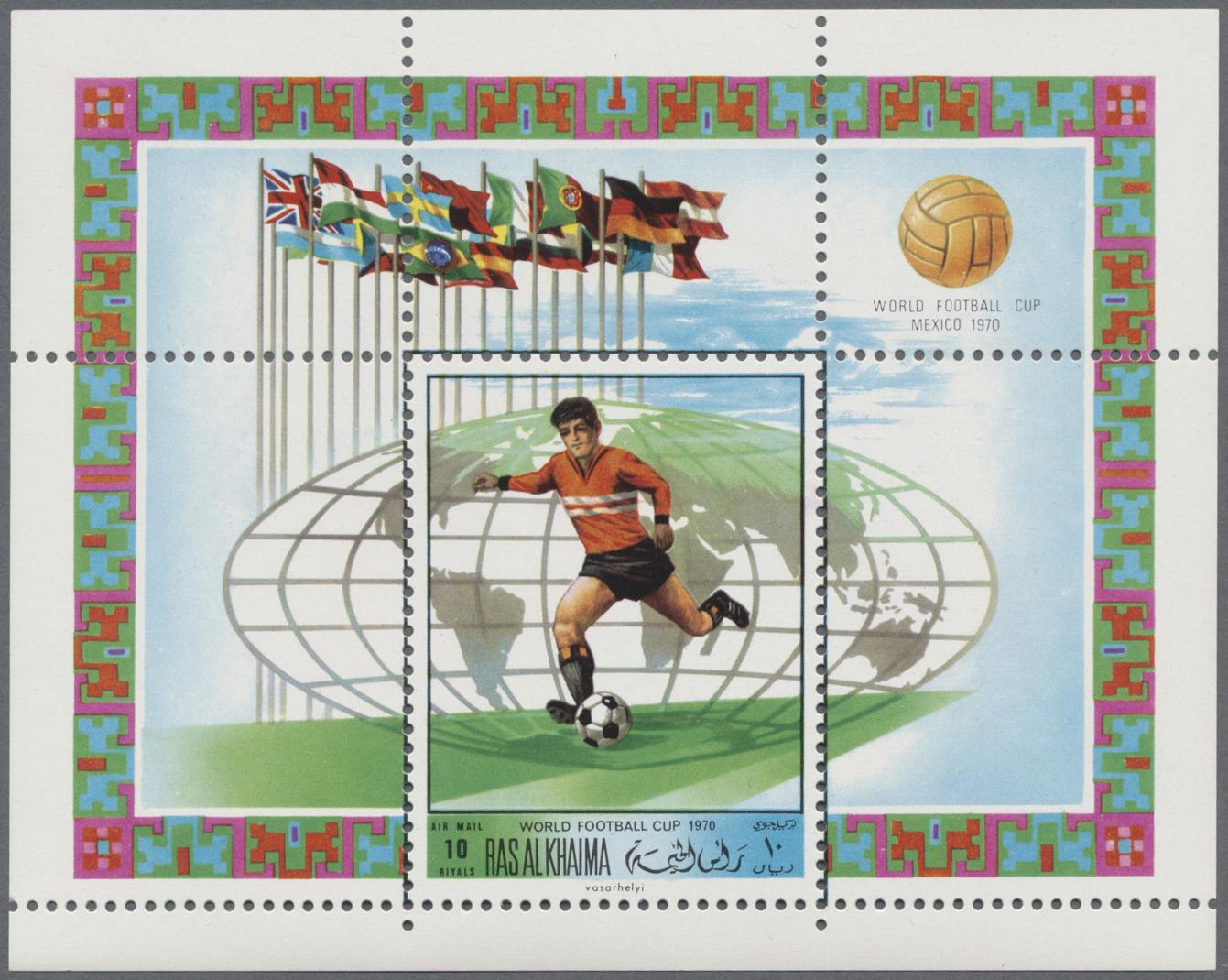 Lot 17490 - Vereinigte Arabische Emirate -   Besonderheiten  -  Auktionshaus Christoph Gärtner GmbH & Co. KG Sale #49 Collections Overseas, Thematics, Europe, Germany/Estates