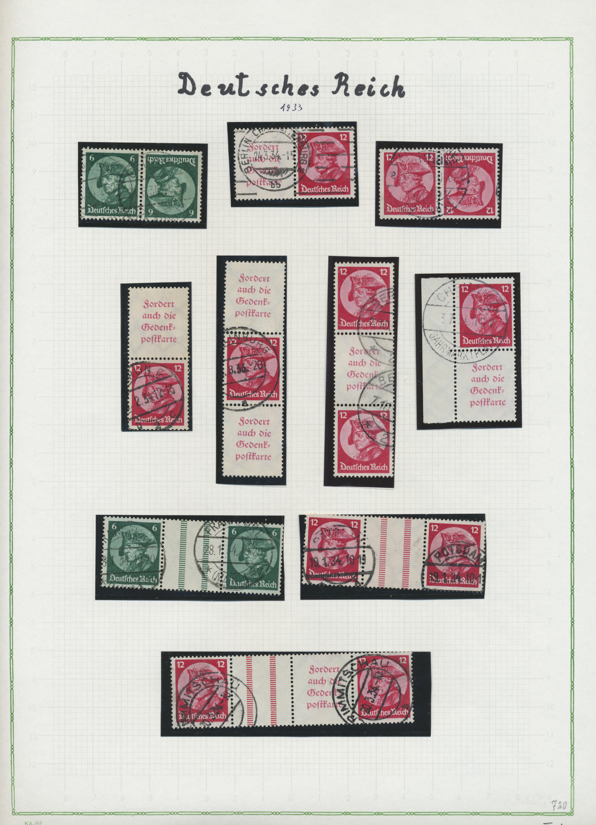Deutschland Ab 1945 Briefmarken Clever Ddr ** 282-83