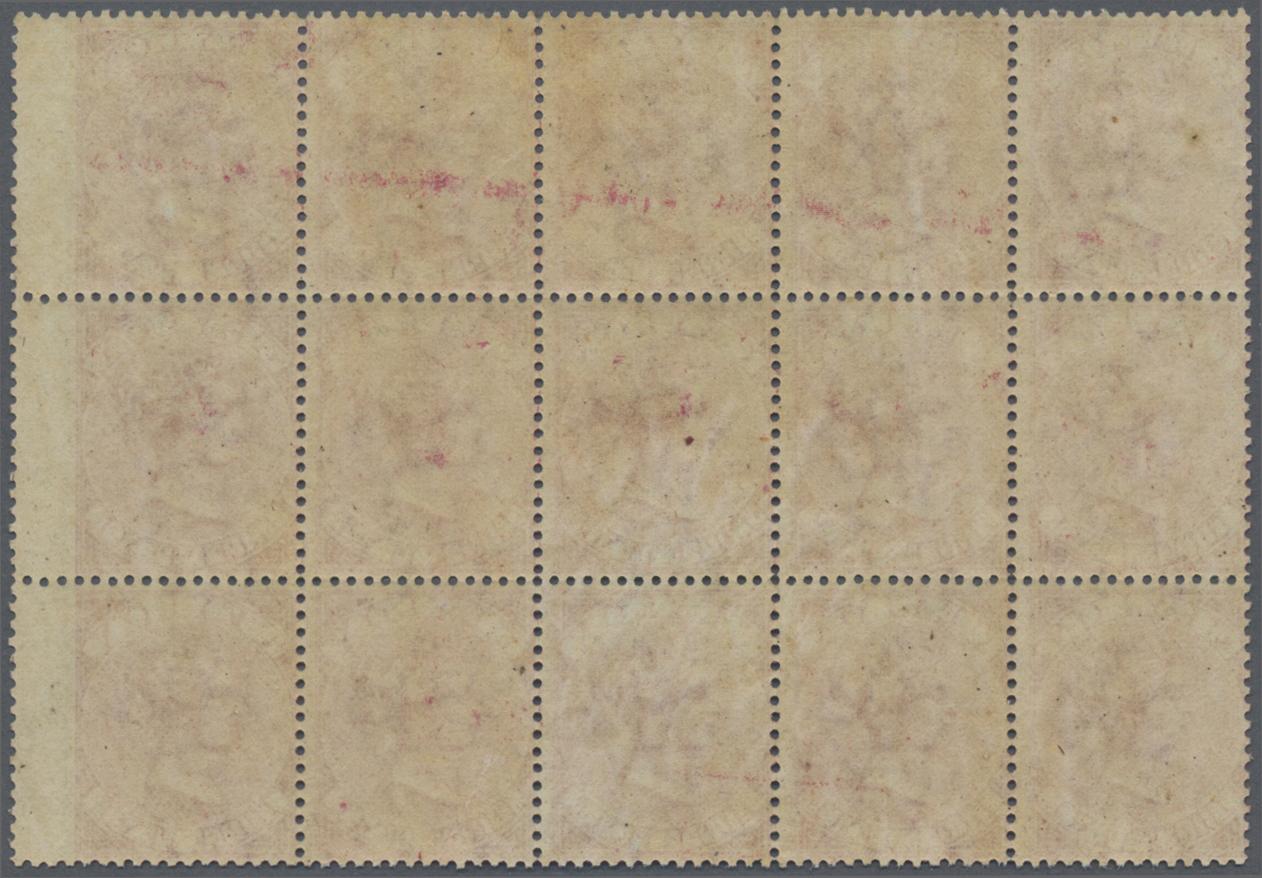 Lot 05027 - Ceylon / Sri Lanka  -  Auktionshaus Christoph Gärtner GmbH & Co. KG Sale #48 The Single Lots Philatelie