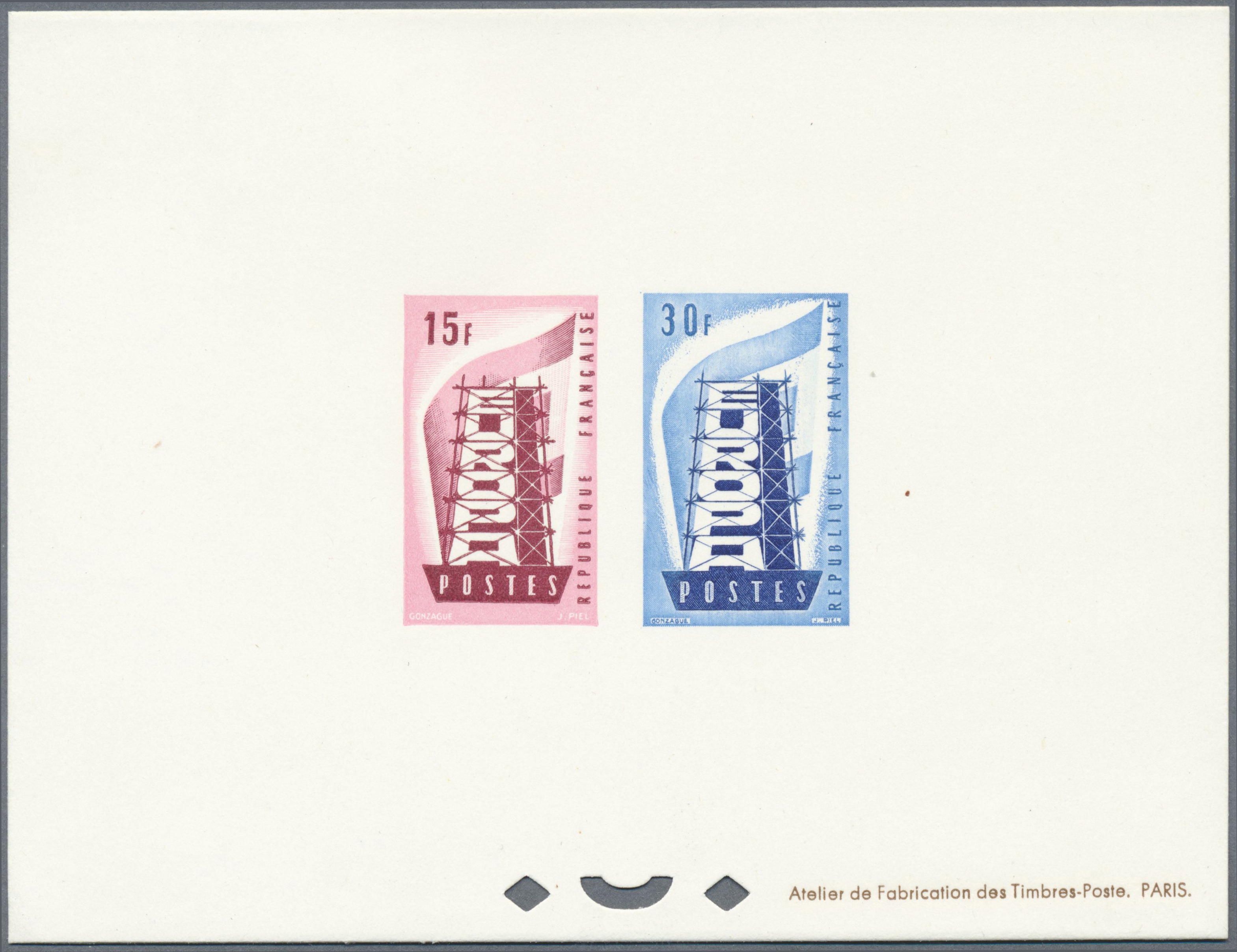 Lot 11137 - thematik: europa / europe  -  Auktionshaus Christoph Gärtner GmbH & Co. KG Single lots Philately Overseas & Europe. Auction #39 Day 4
