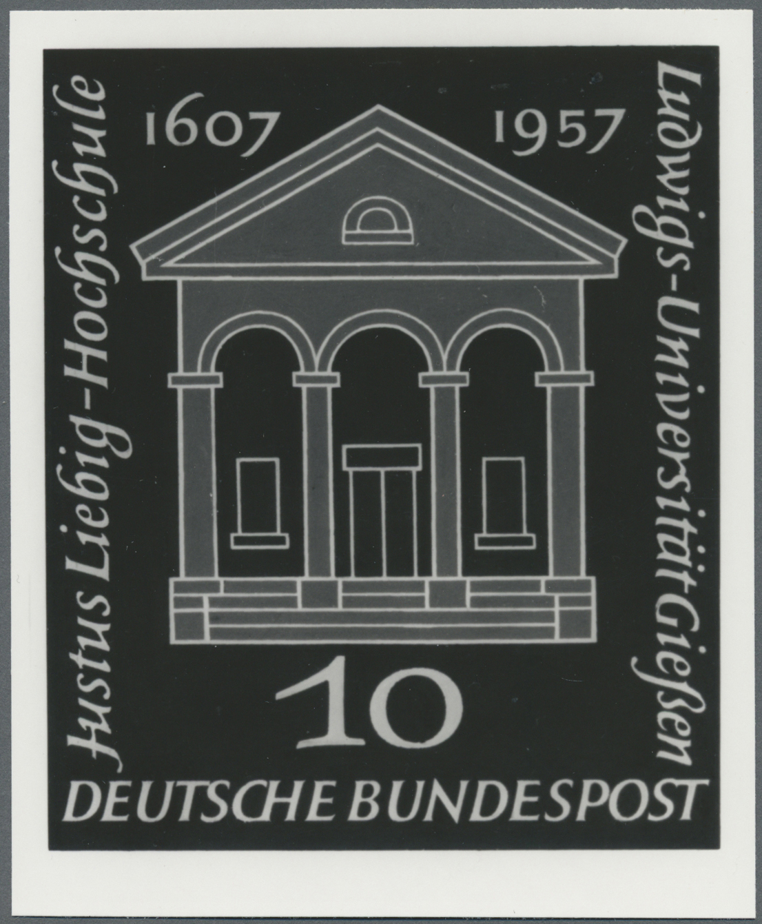 Lot 06218 - Thematik: Architektur / architecture  -  Auktionshaus Christoph Gärtner GmbH & Co. KG Special Auction 26.- 28. May 2020 Day 3 Collections - Thematics and Picture Post Cards