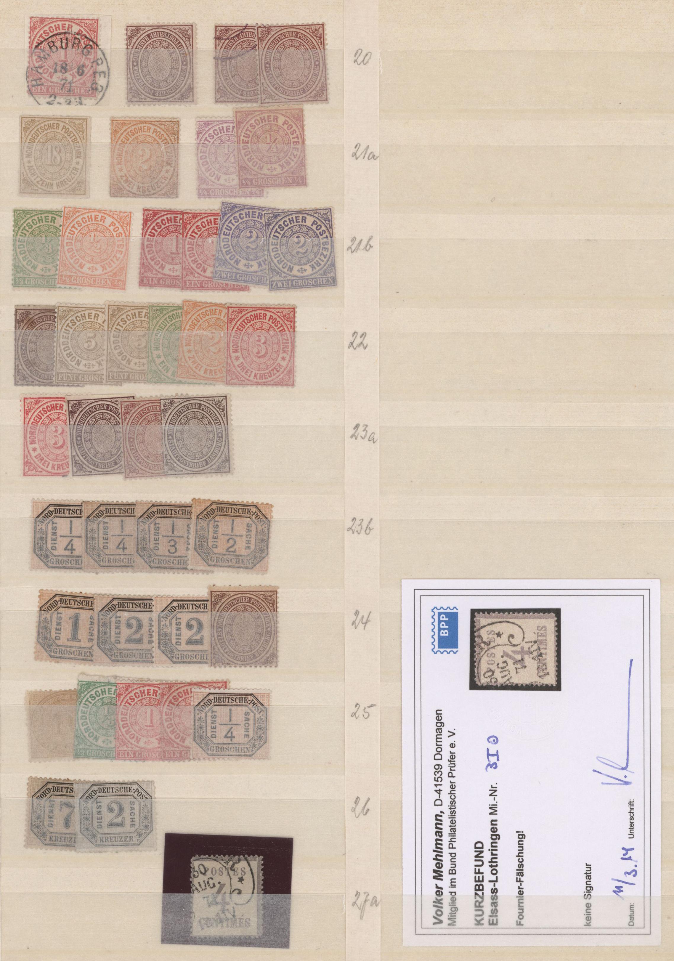 Lot 23214 - Deutsches Reich - Brustschild  -  Auktionshaus Christoph Gärtner GmbH & Co. KG 50th Auction Anniversary Auction - Day 7