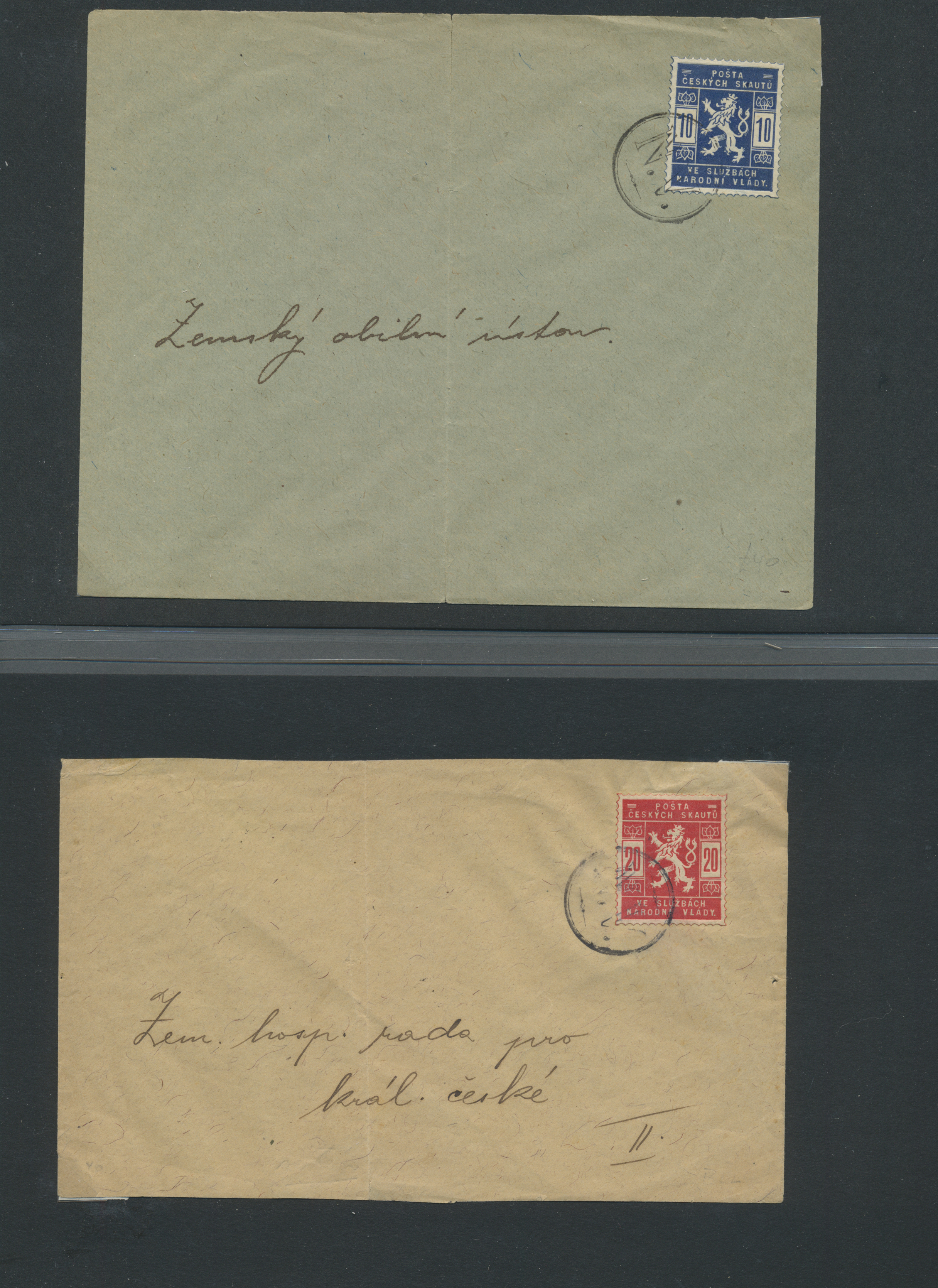 Lot 11922A - thematik: pfadfinder / boy scouts  -  Auktionshaus Christoph Gärtner GmbH & Co. KG Single lots Philately Overseas & Europe. Auction #39 Day 4