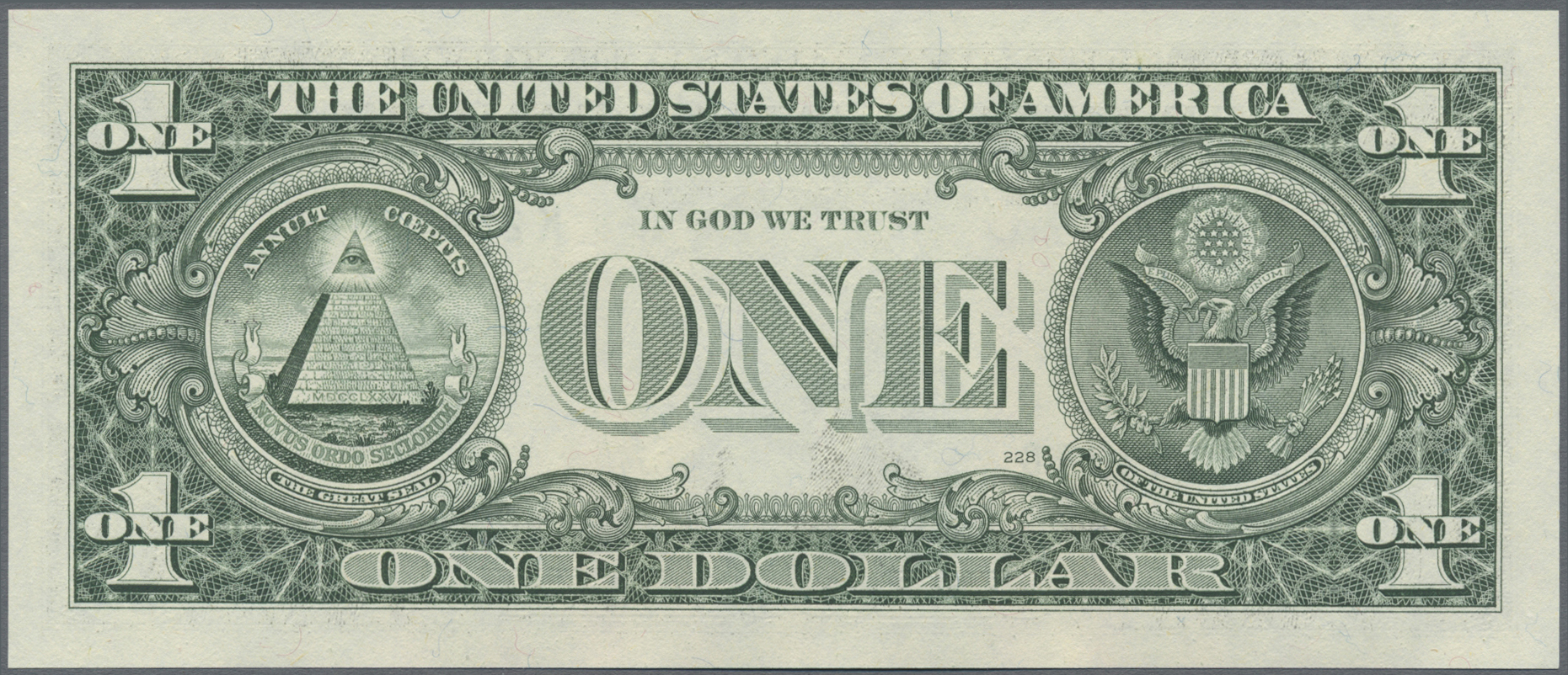 Lot 00909 - United States of America | Banknoten  -  Auktionshaus Christoph Gärtner GmbH & Co. KG Sale #48 The Banknotes