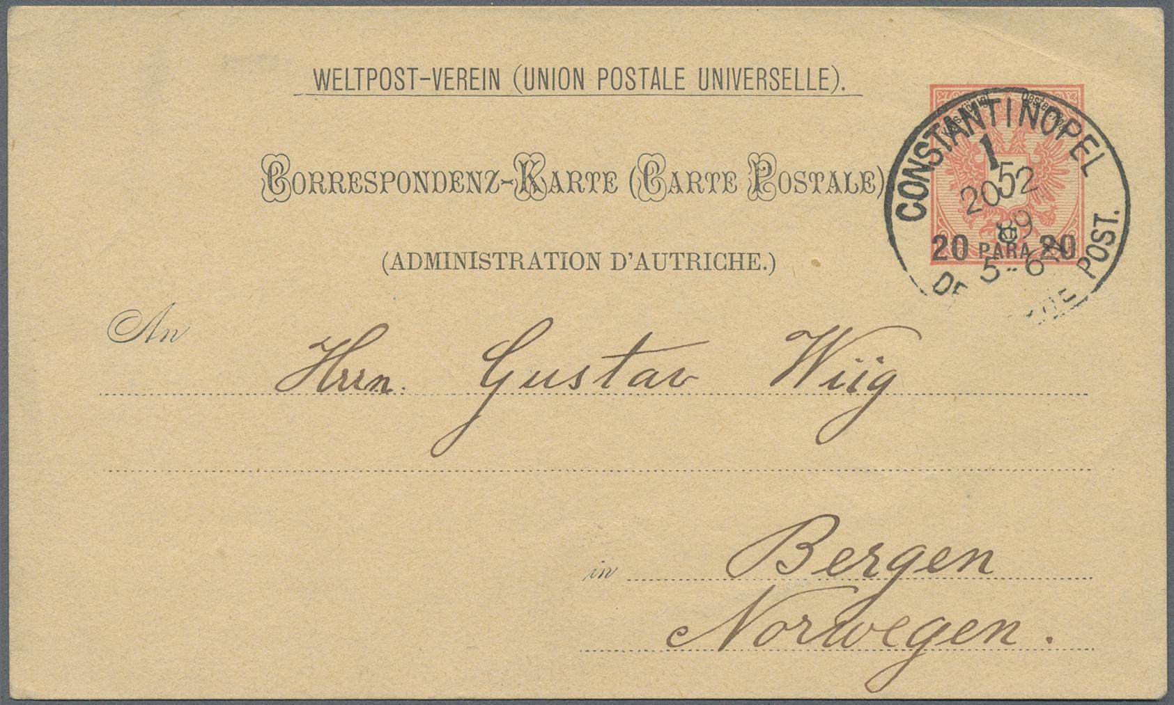 Stamp Auction Deutschland Sale 43 Collection Peter Zgonc