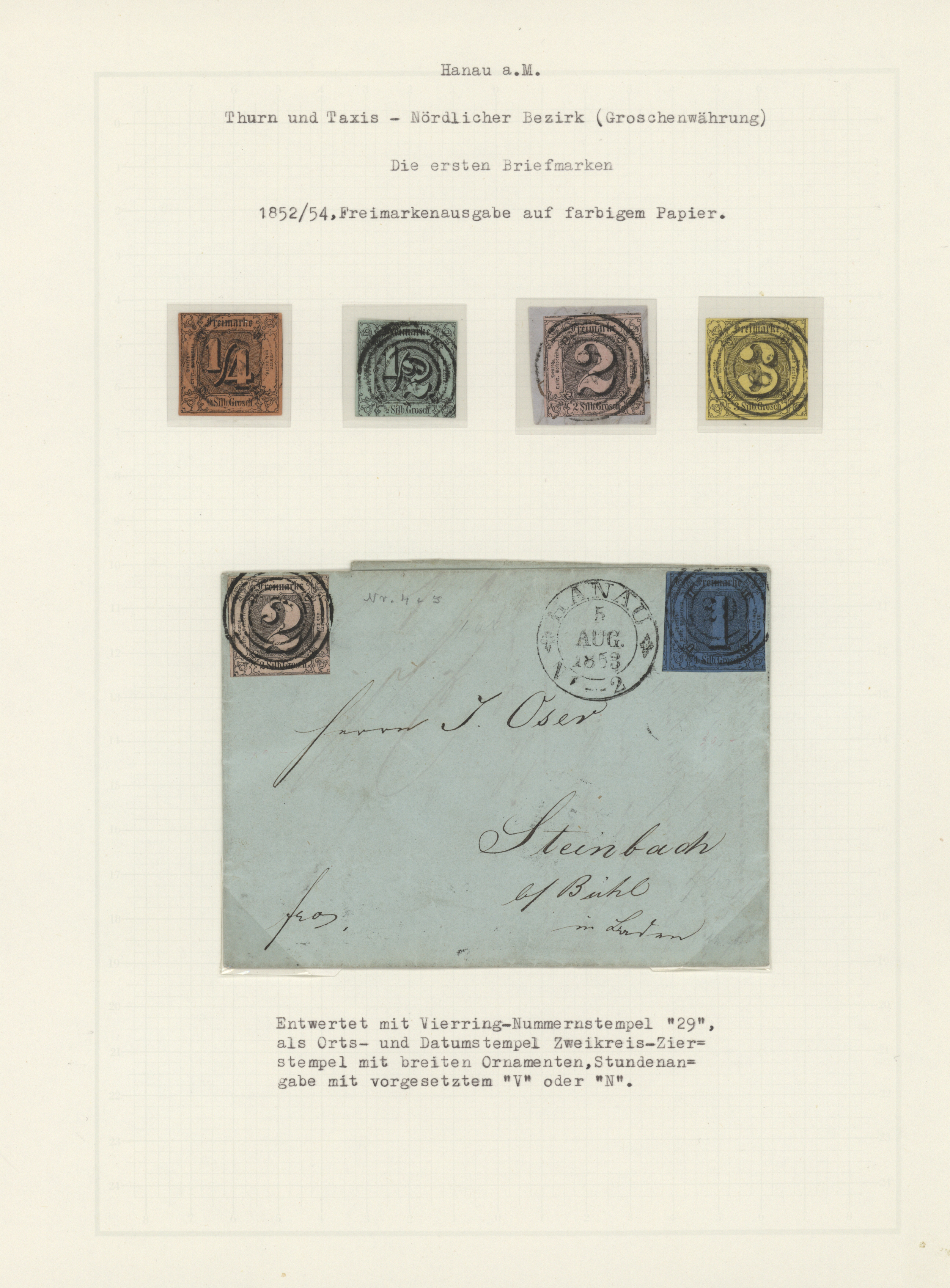 Lot 36001 - deutschland  -  Auktionshaus Christoph Gärtner GmbH & Co. KG Collections Germany,  Collections Supplement, Surprise boxes #39 Day 7
