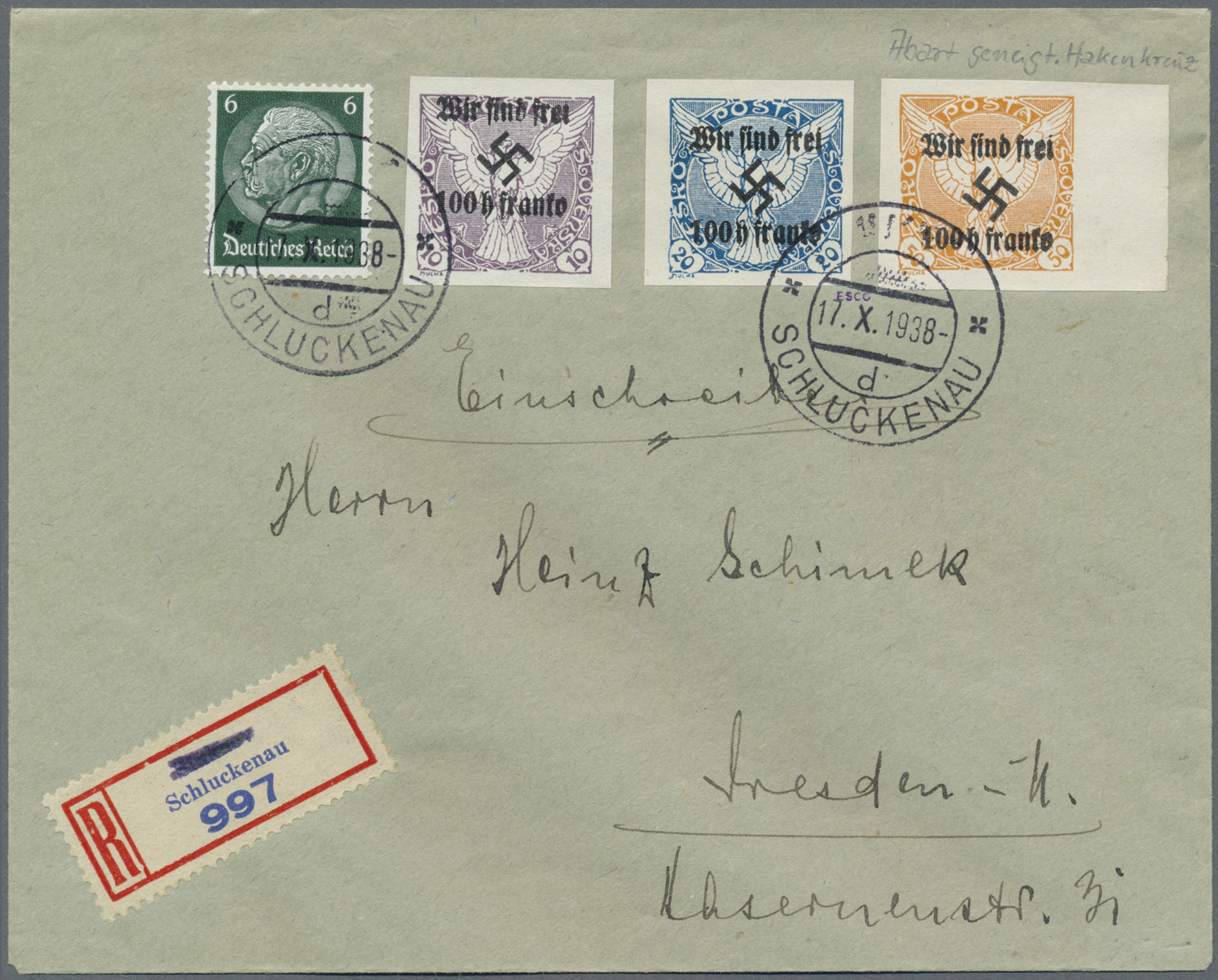 Lot 19264 - sudetenland - rumburg  -  Auktionshaus Christoph Gärtner GmbH & Co. KG Auction #40 Germany, Picture Post Cards, Collections Overseas, Thematics