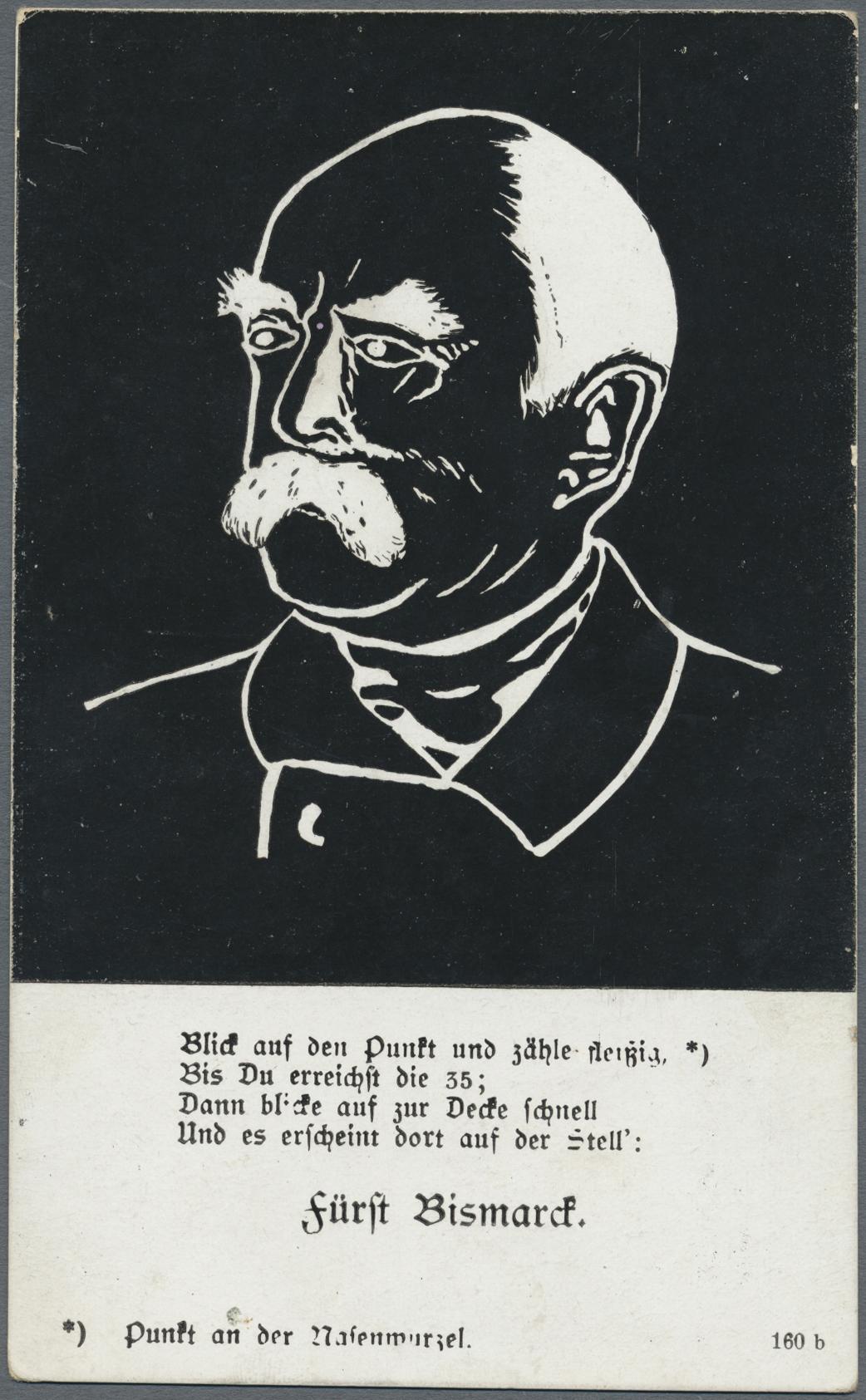 Lot 03502 - ansichtskarten: politik / politics  -  Auktionshaus Christoph Gärtner GmbH & Co. KG Sale #48 The Coins & The Picture Post Cards