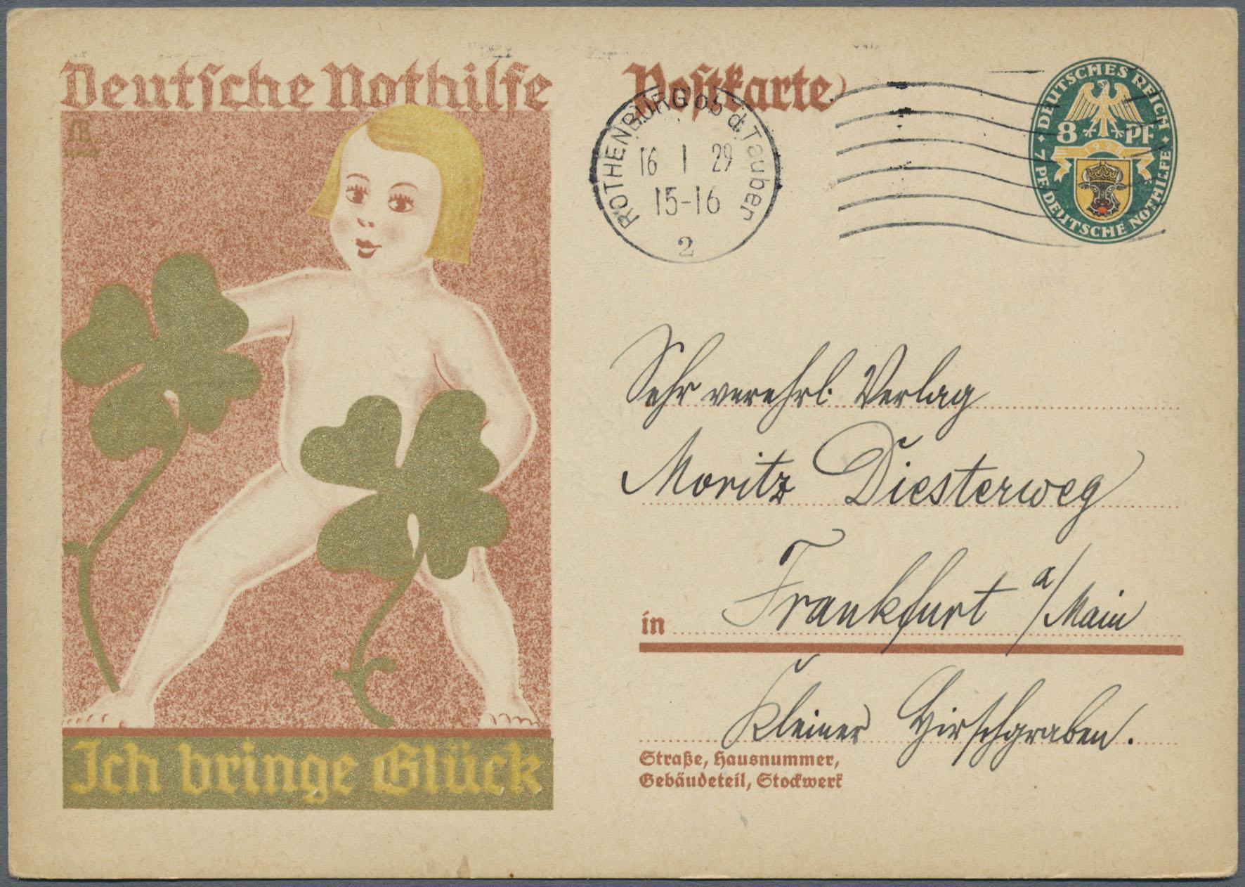 Lot 25879A - deutschland  -  Auktionshaus Christoph Gärtner GmbH & Co. KG 50th Auction Anniversary Auction - Day 6