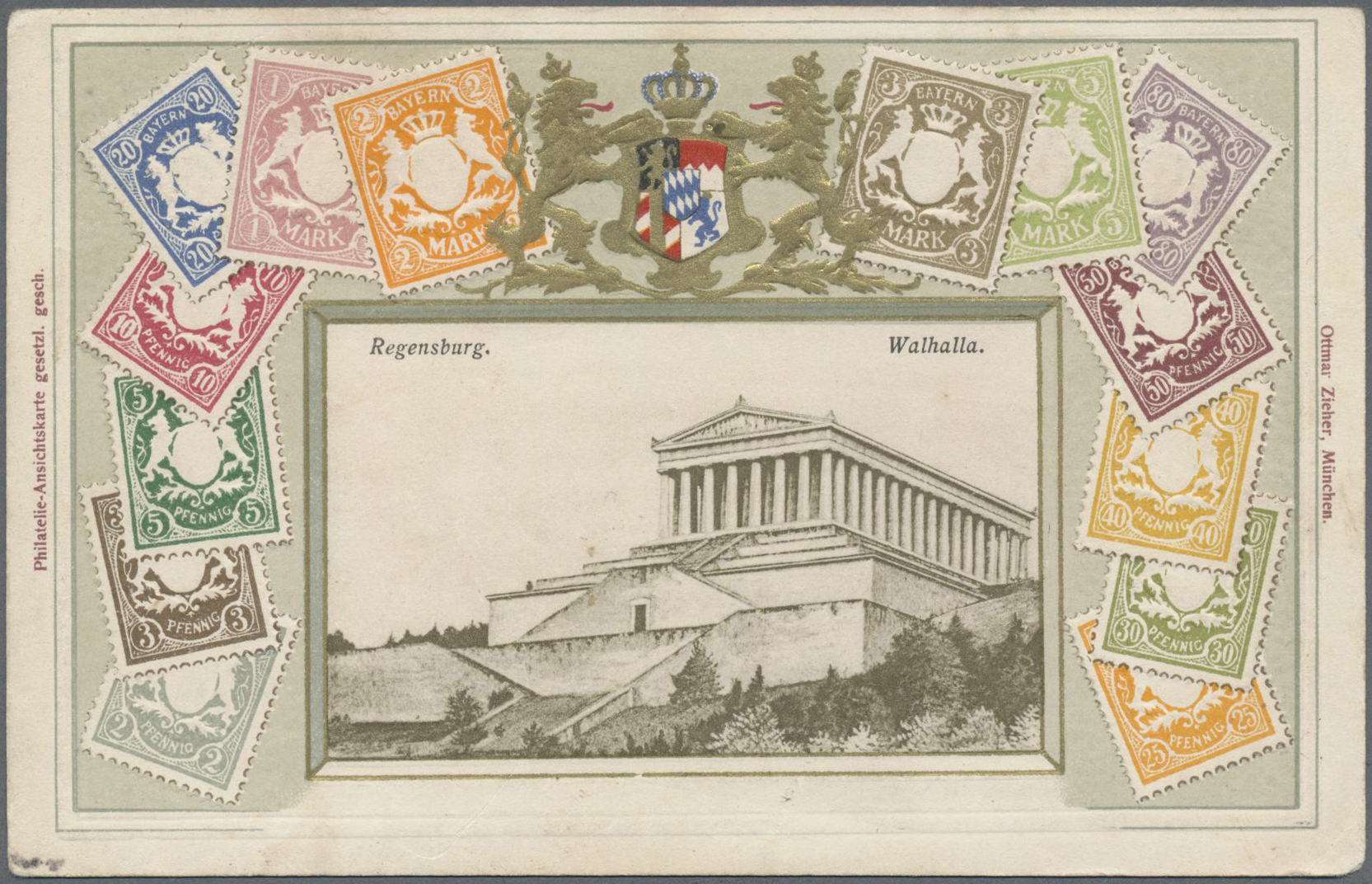 Lot 36027 - deutschland  -  Auktionshaus Christoph Gärtner GmbH & Co. KG Sale #44 Collections Germany