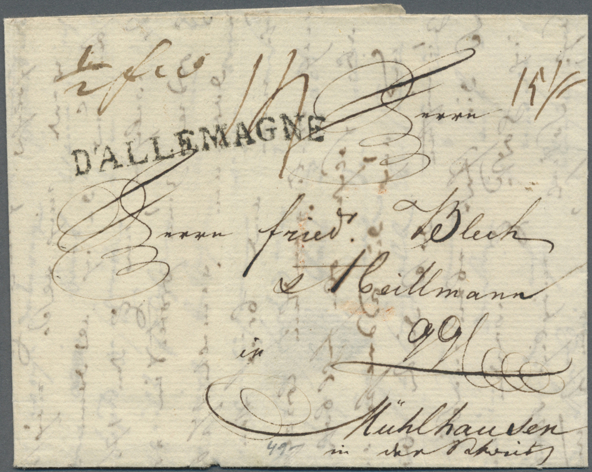 Lot 36002 - deutschland  -  Auktionshaus Christoph Gärtner GmbH & Co. KG Collections Germany,  Collections Supplement, Surprise boxes #39 Day 7