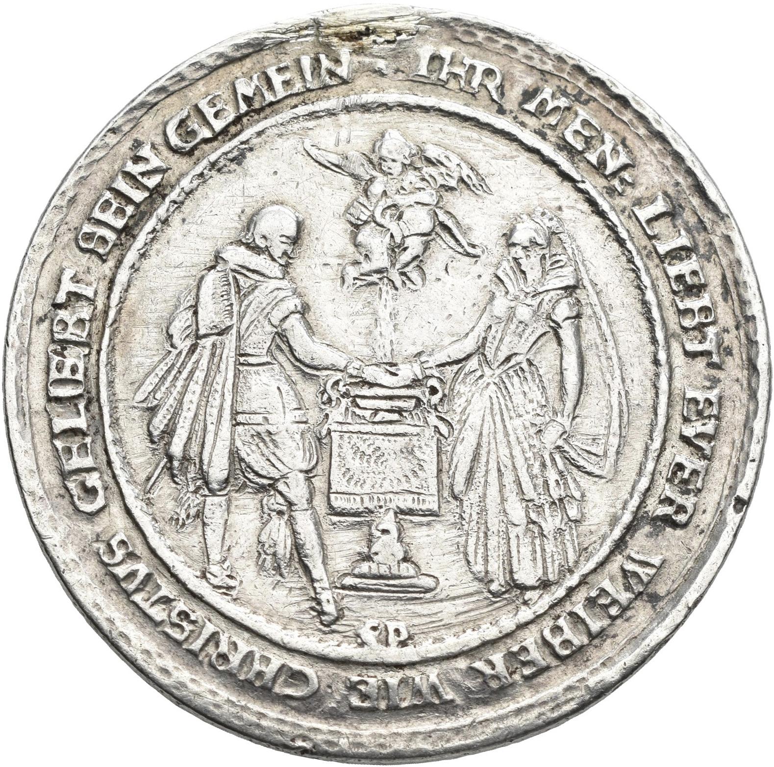 Lot 02371 - Medaillen Deutschland | Münzen  -  Auktionshaus Christoph Gärtner GmbH & Co. KG Sale #48 The Coins & The Picture Post Cards