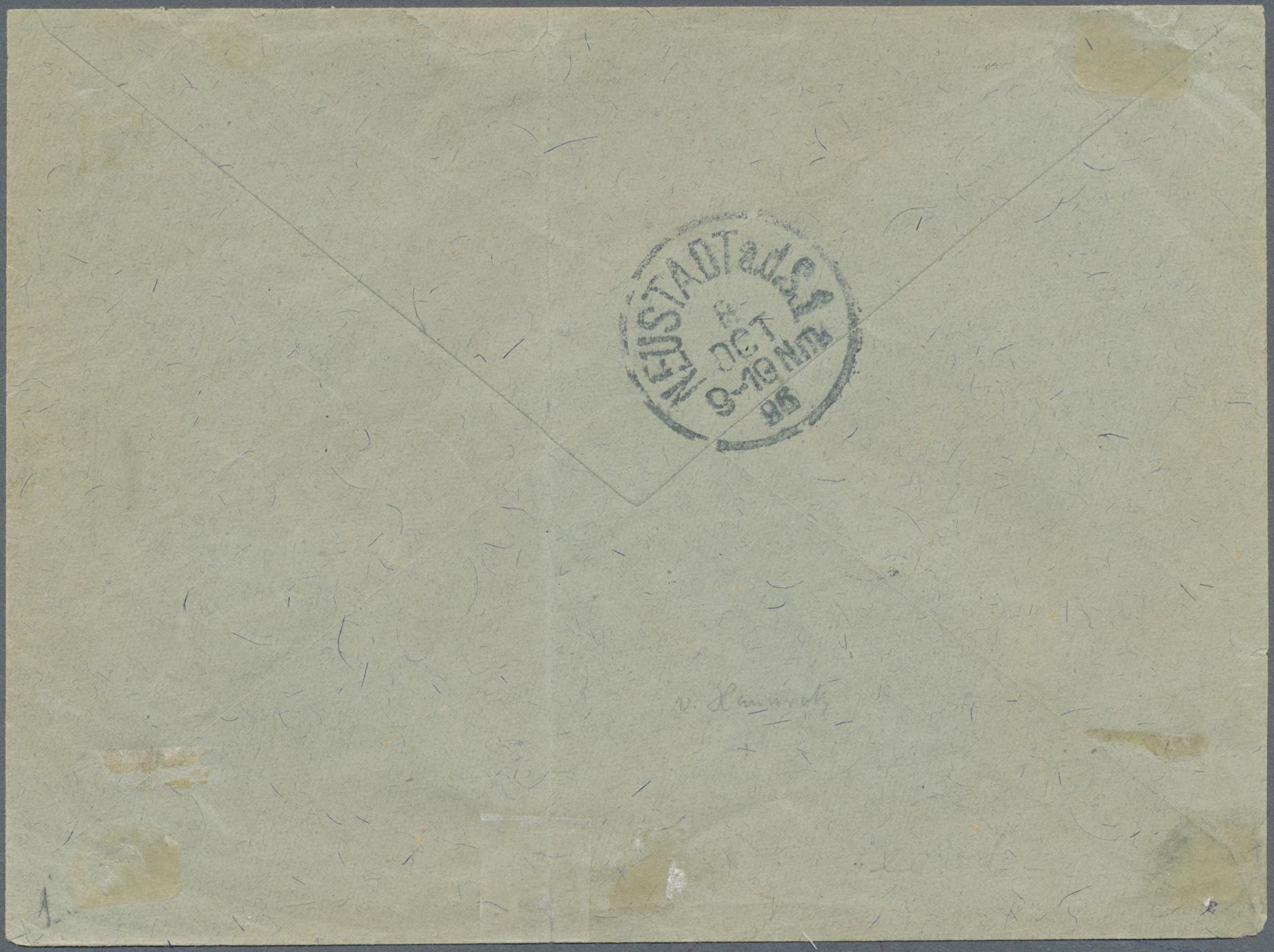 Lot 18756 - Deutsche Kolonien - Marshall-Inseln - Vorläufer  -  Auktionshaus Christoph Gärtner GmbH & Co. KG Auction #40 Germany, Picture Post Cards, Collections Overseas, Thematics