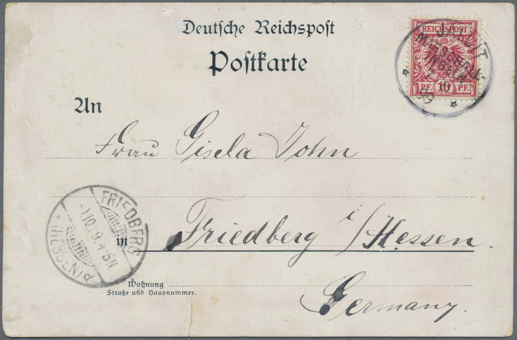 Lot 18759 - Deutsche Kolonien - Marshall-Inseln - Mitläufer  -  Auktionshaus Christoph Gärtner GmbH & Co. KG Auction #40 Germany, Picture Post Cards, Collections Overseas, Thematics