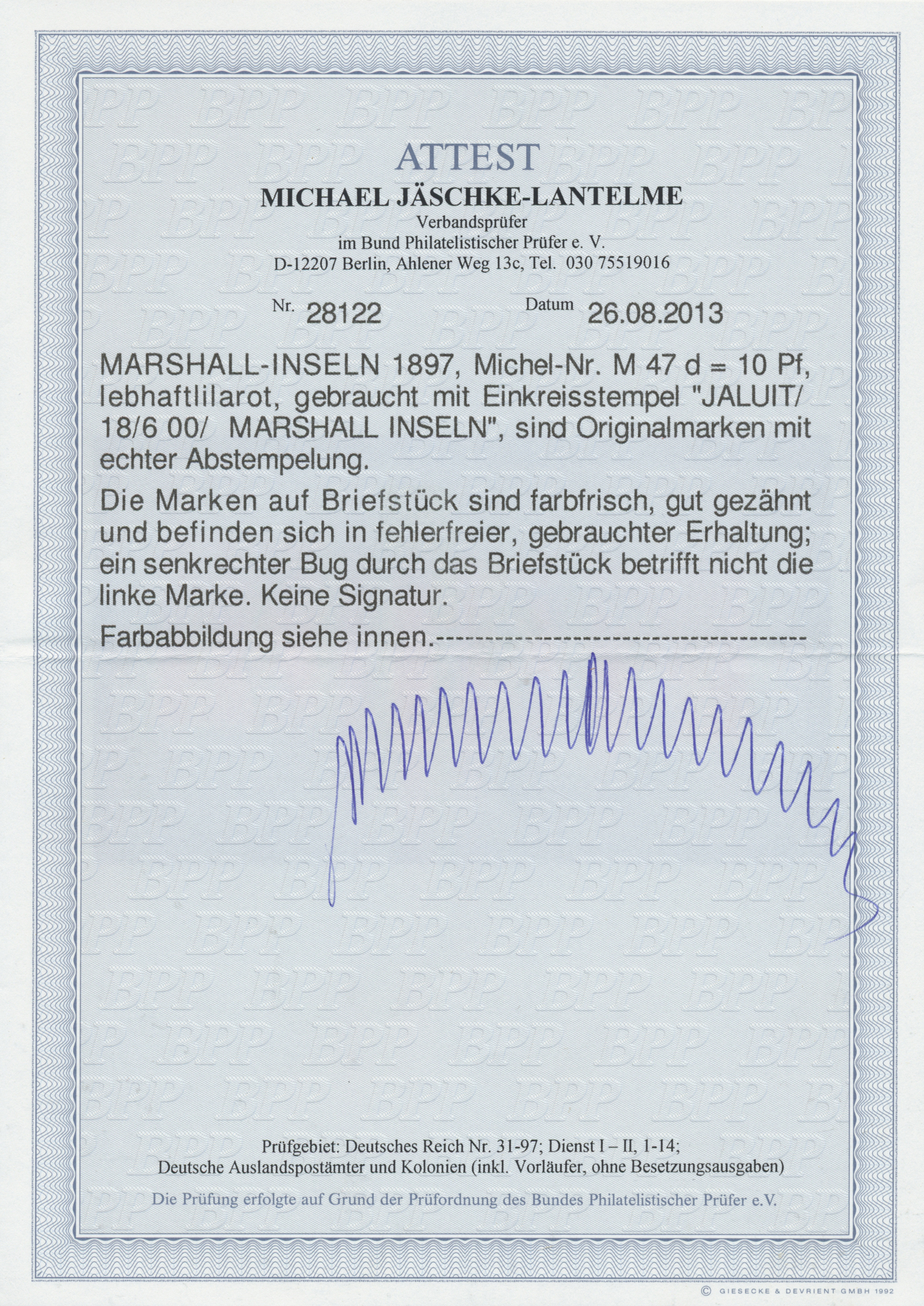 Lot 18758 - Deutsche Kolonien - Marshall-Inseln - Mitläufer  -  Auktionshaus Christoph Gärtner GmbH & Co. KG Auction #40 Germany, Picture Post Cards, Collections Overseas, Thematics