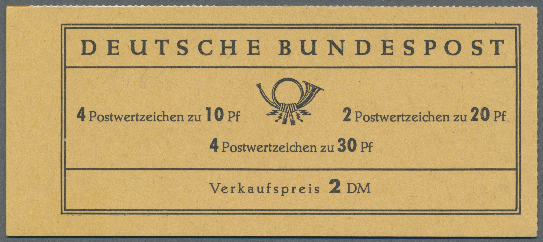 Lot 38100 - bundesrepublik und berlin  -  Auktionshaus Christoph Gärtner GmbH & Co. KG Collections Germany,  Collections Supplement, Surprise boxes #39 Day 7