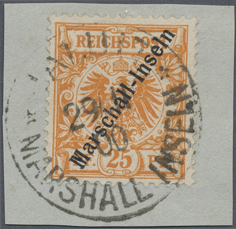 Lot 18768 - Deutsche Kolonien - Marshall-Inseln  -  Auktionshaus Christoph Gärtner GmbH & Co. KG Auction #40 Germany, Picture Post Cards, Collections Overseas, Thematics