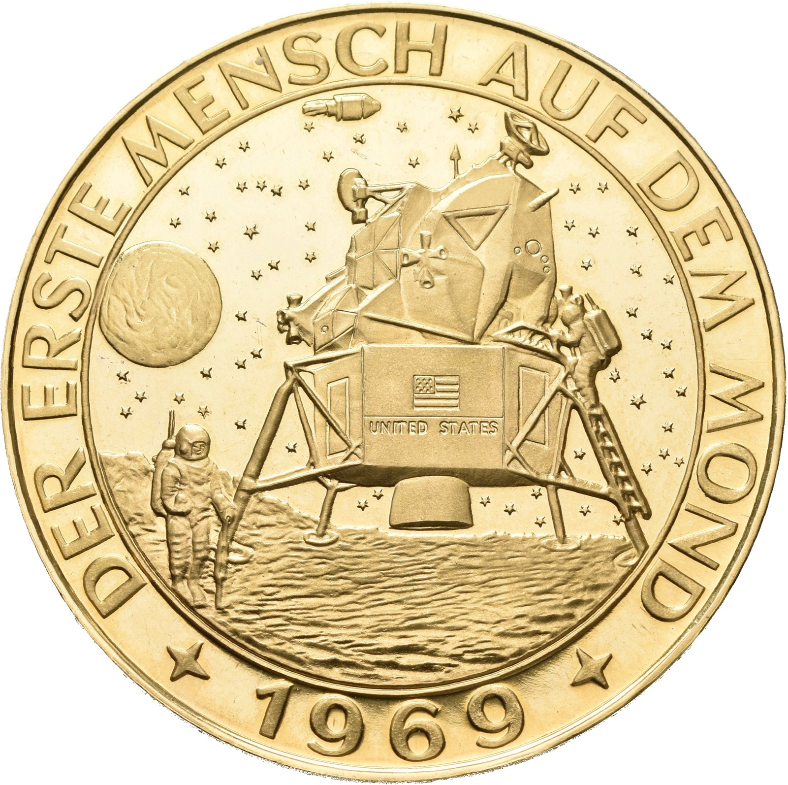 Lot 02388 - Medaillen Deutschland | Münzen  -  Auktionshaus Christoph Gärtner GmbH & Co. KG Sale #48 The Coins & The Picture Post Cards