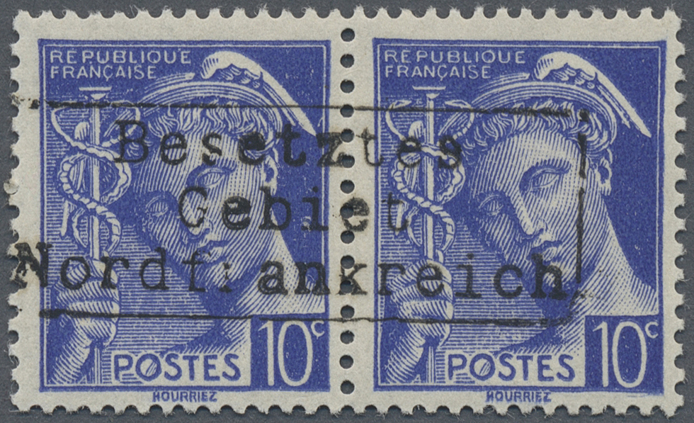 Lot 23282 - Dt. Besetzung II WK - Frankreich - Dünkirchen  -  Auktionshaus Christoph Gärtner GmbH & Co. KG Single lots Germany + Picture Postcards. Auction #39 Day 5
