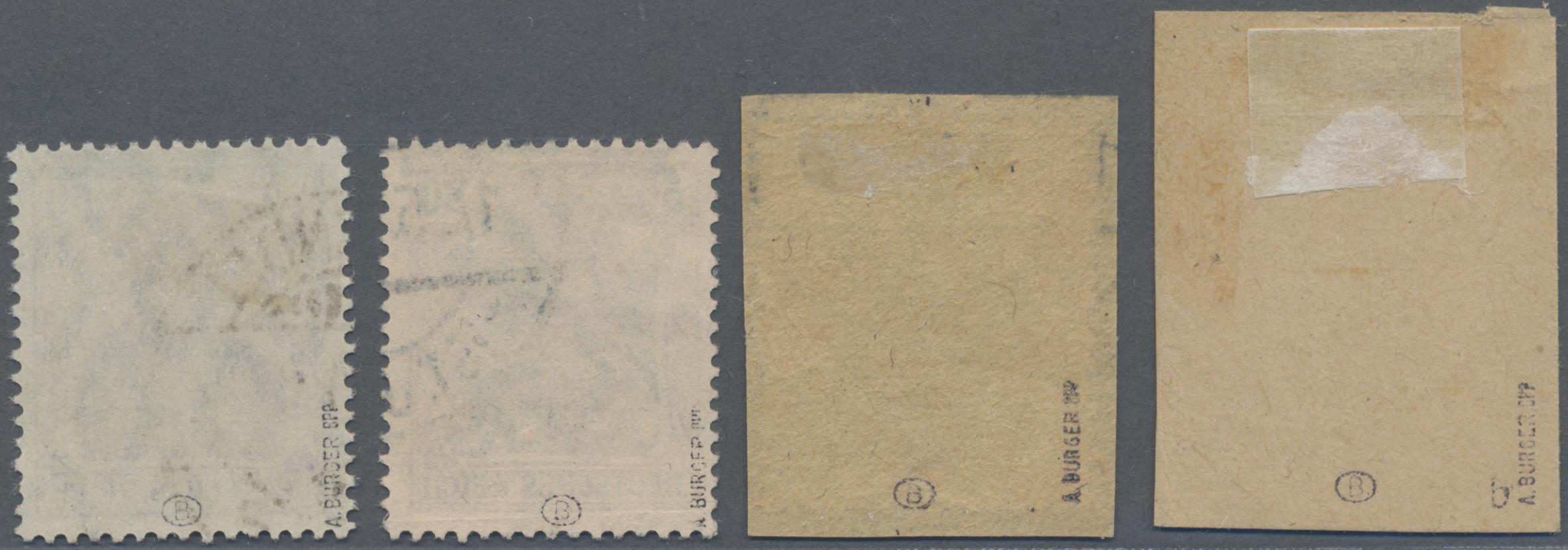 Lot 06573 - Deutsche Abstimmungsgebiete: Saargebiet  -  Auktionshaus Christoph Gärtner GmbH & Co. KG 51th Auction - Day 3