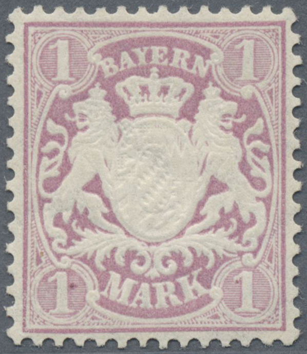 Lot 20156 - Bayern - Marken und Briefe  -  Auktionshaus Christoph Gärtner GmbH & Co. KG Single lots Germany + Picture Postcards. Auction #39 Day 5