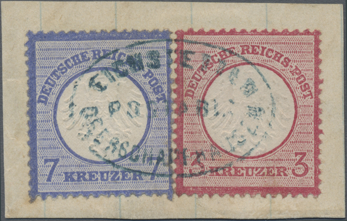 Lot 13519 - Baden - Postablagestempel  -  Auktionshaus Christoph Gärtner GmbH & Co. KG Sale #46 Single lots Germany - and picture post cards