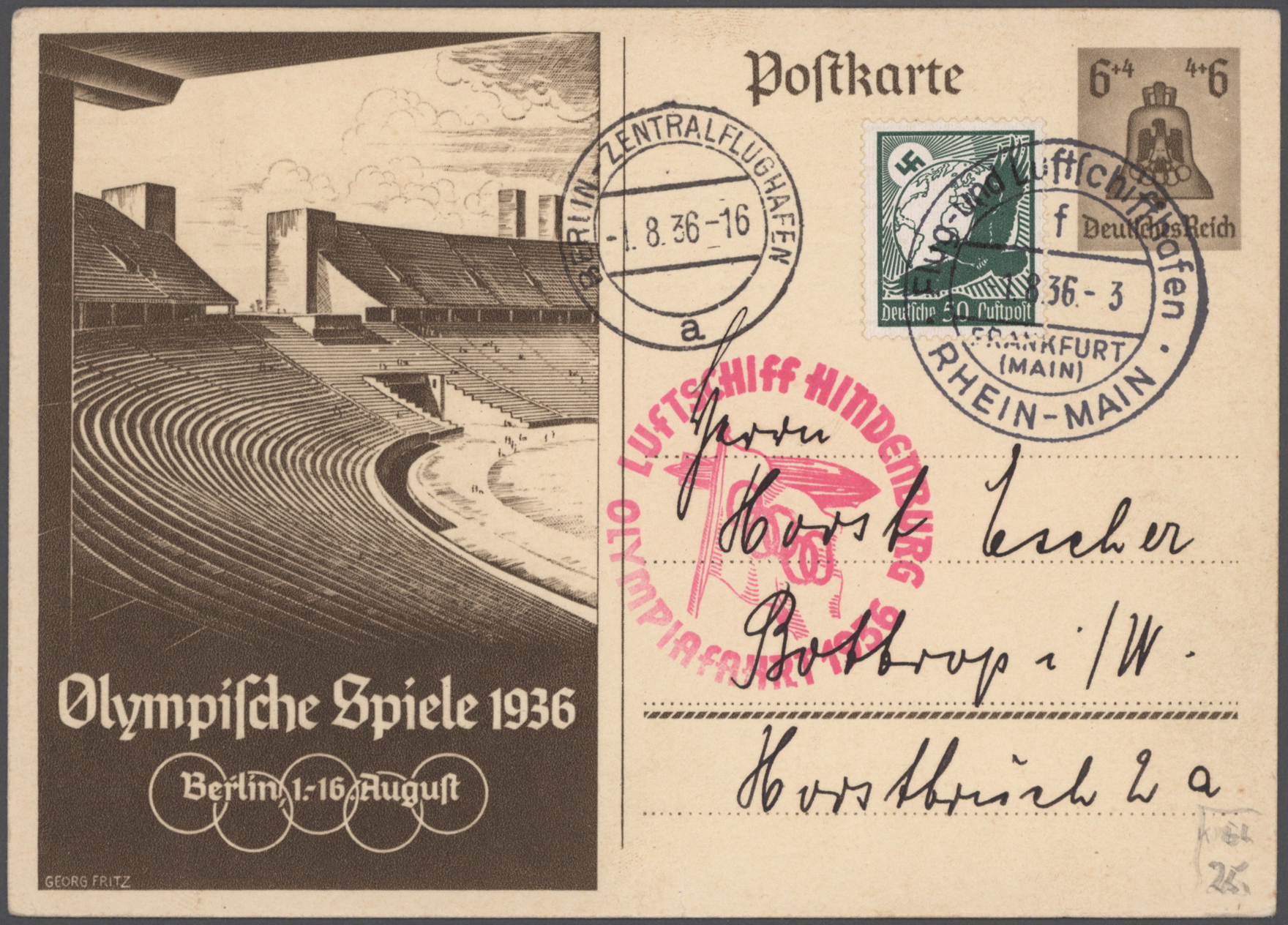 Lot 15146 - flugpost europa  -  Auktionshaus Christoph Gärtner GmbH & Co. KG Sale #48 collections Overseas  Airmail / Ship mail & Thematics
