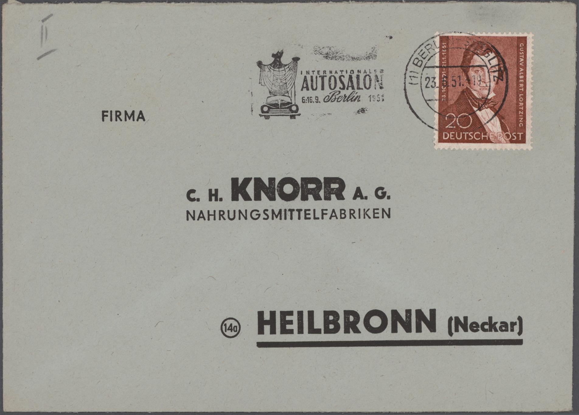 Lot 26293 - nachlässe  -  Auktionshaus Christoph Gärtner GmbH & Co. KG Sale #46 Gollcetions Germany - including the suplement