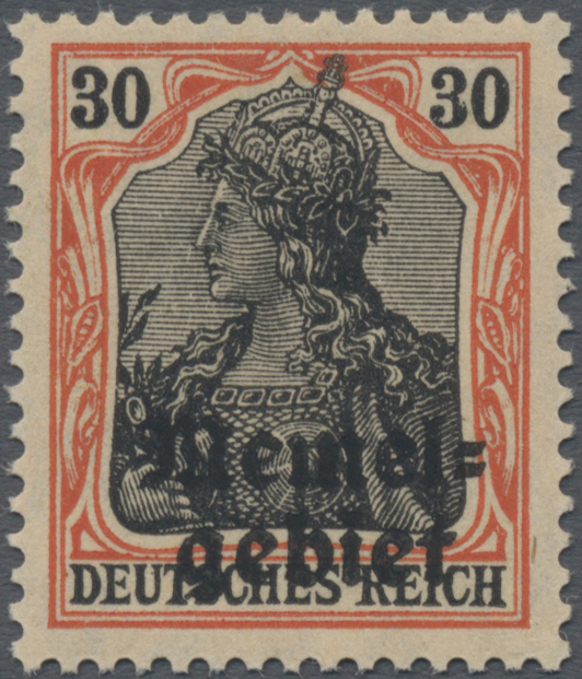 Lot 01006 - Memel  -  Auktionshaus Christoph Gärtner GmbH & Co. KG 50th Auction Anniversary Auction - Day 3