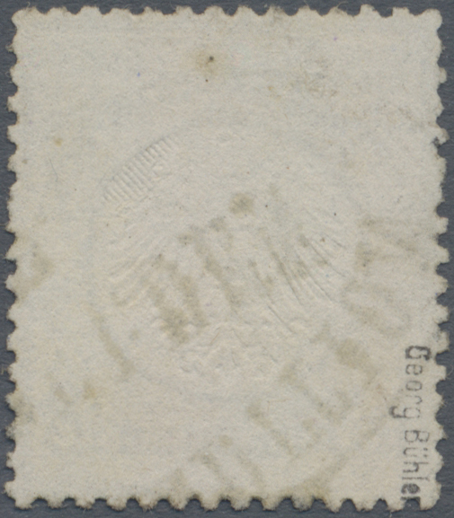 Lot 13516 - Baden - Nachverwendete Stempel  -  Auktionshaus Christoph Gärtner GmbH & Co. KG Sale #46 Single lots Germany - and picture post cards