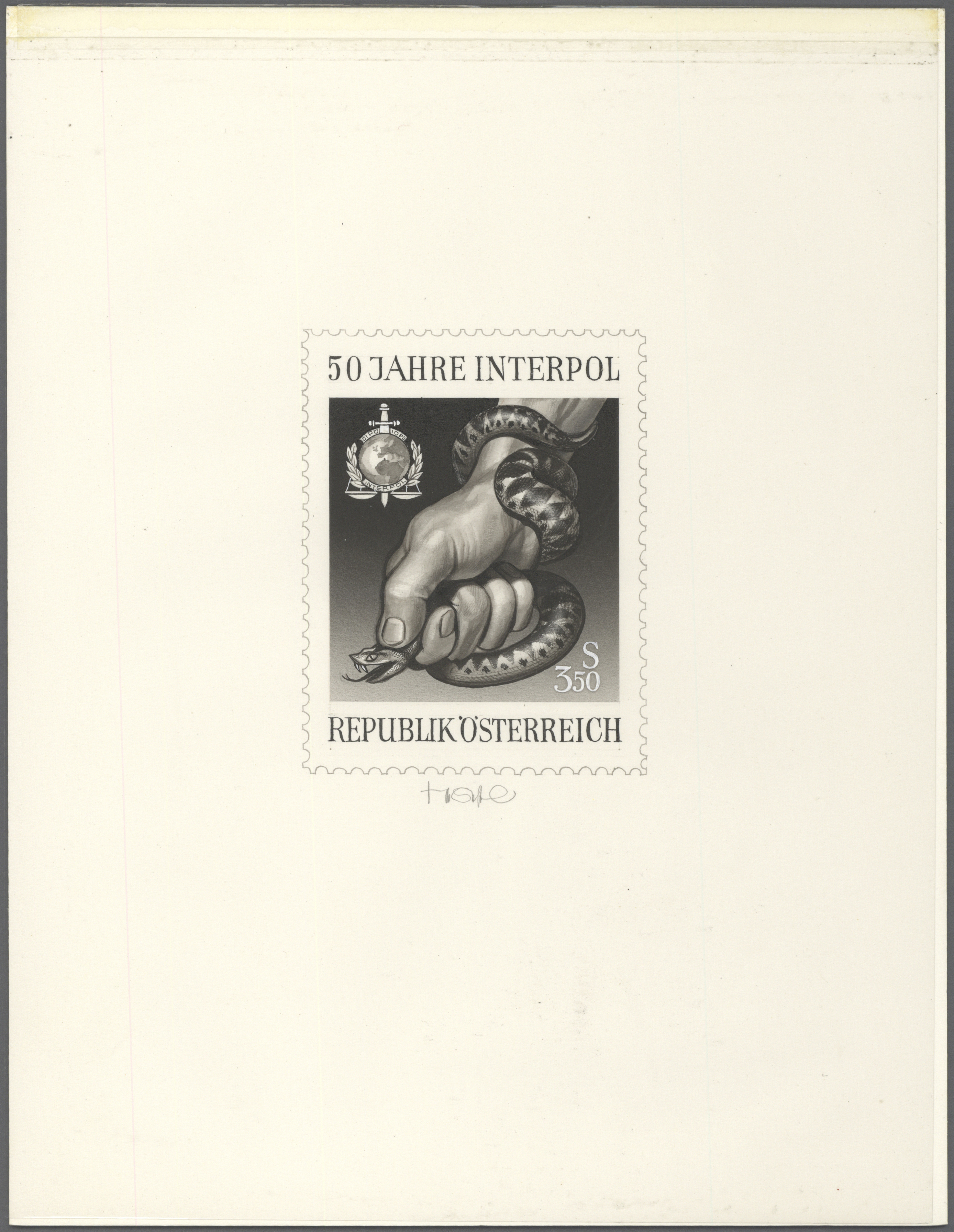 Lot 12687 - thematik: tiere-reptilien / animals-reptiles  -  Auktionshaus Christoph Gärtner GmbH & Co. KG Single lots Philately Overseas & Europe. Auction #39 Day 4