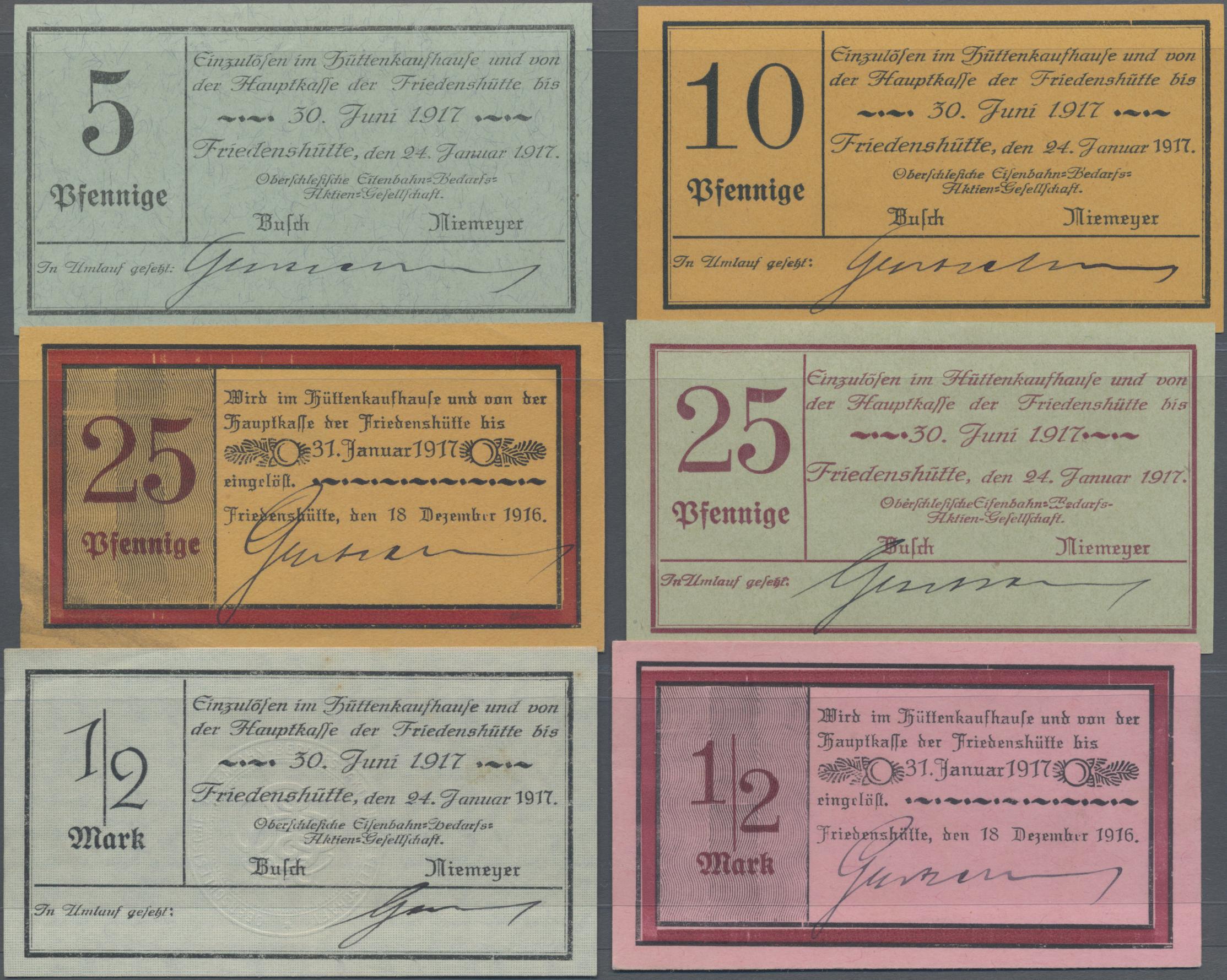 Lot 01399 - Deutschland - Reichsbahn / Reichspost | Banknoten  -  Auktionshaus Christoph Gärtner GmbH & Co. KG Sale #48 The Banknotes