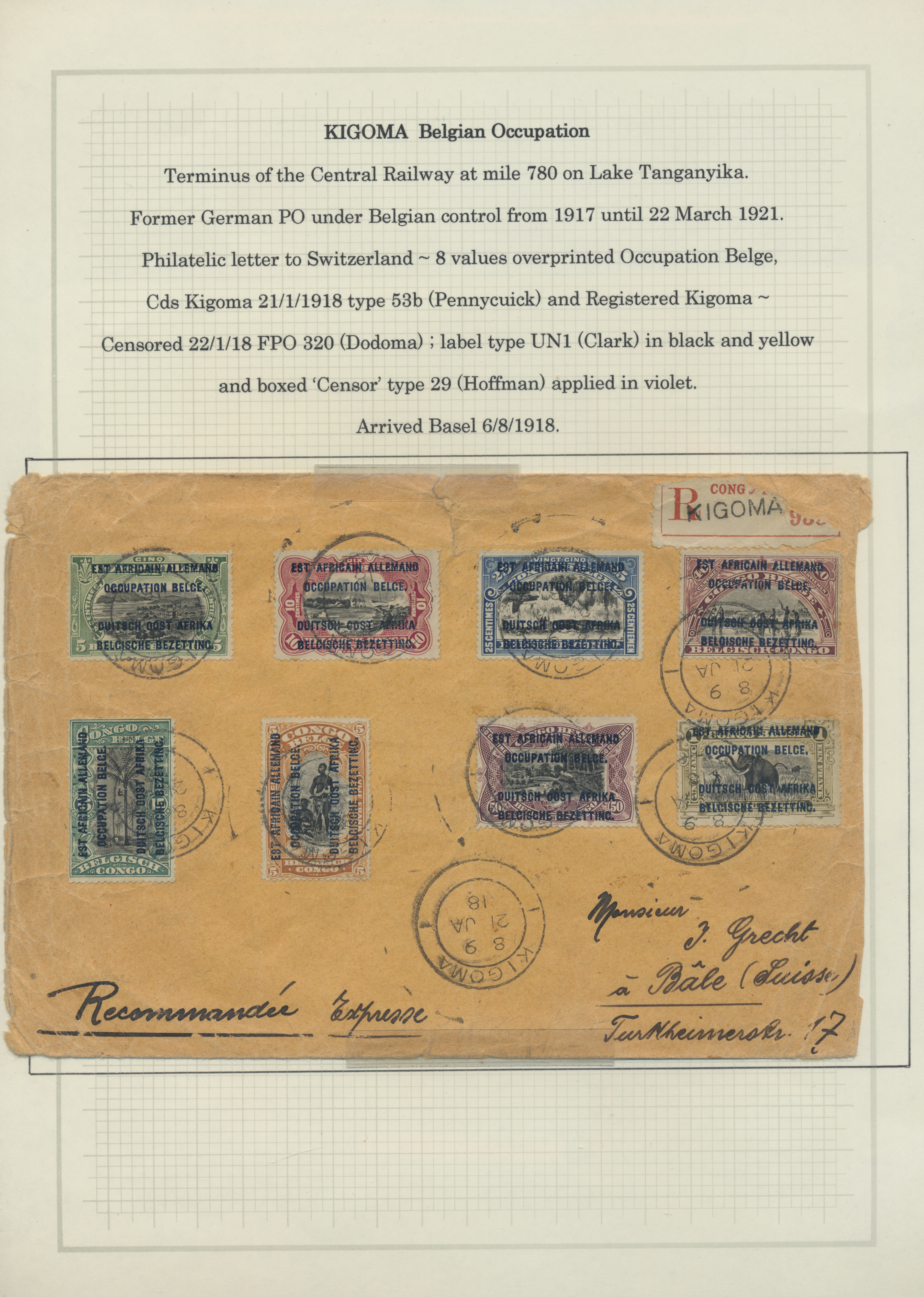 Christoph Gärtner Philatelic Sale - 44 Page 168